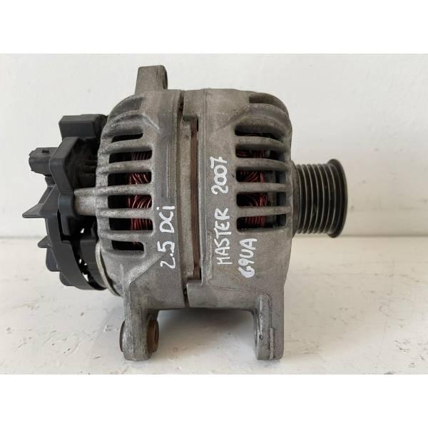 8200190721 ALTERNATORE RENAULT Master 3° Serie 2500 Diesel G9UA (2007) RICAMBI USATI