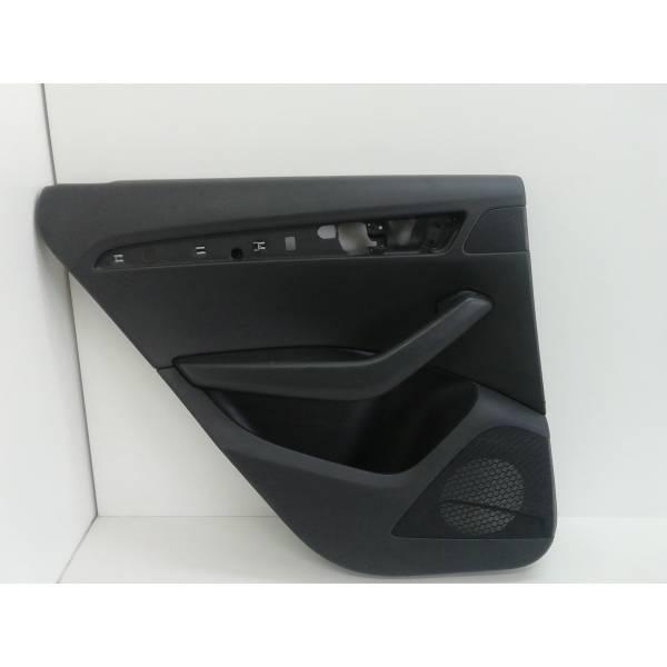 8R0867305 PANNELLO INTERNO PORTIERA POST SX AUDI Q5 1° Serie 2000 Diesel CAH 125 Kw (2009) RICAMBI USATI