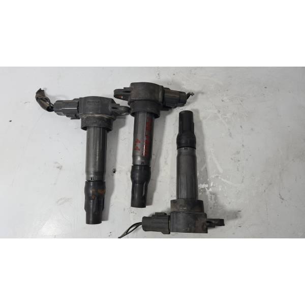 FK0330 BOBINE ACCENSIONE SMART Forfour 1° Serie 1124 Benzina 134910 55 Kw (2004) RICAMBI USATI