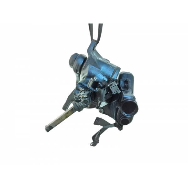 SCATOLA DELLO STERZO SCANIA 164 480 (AB) (04>) Diesel dc1602 580000 Km 353 Kw (2003) RICAMBI USATI