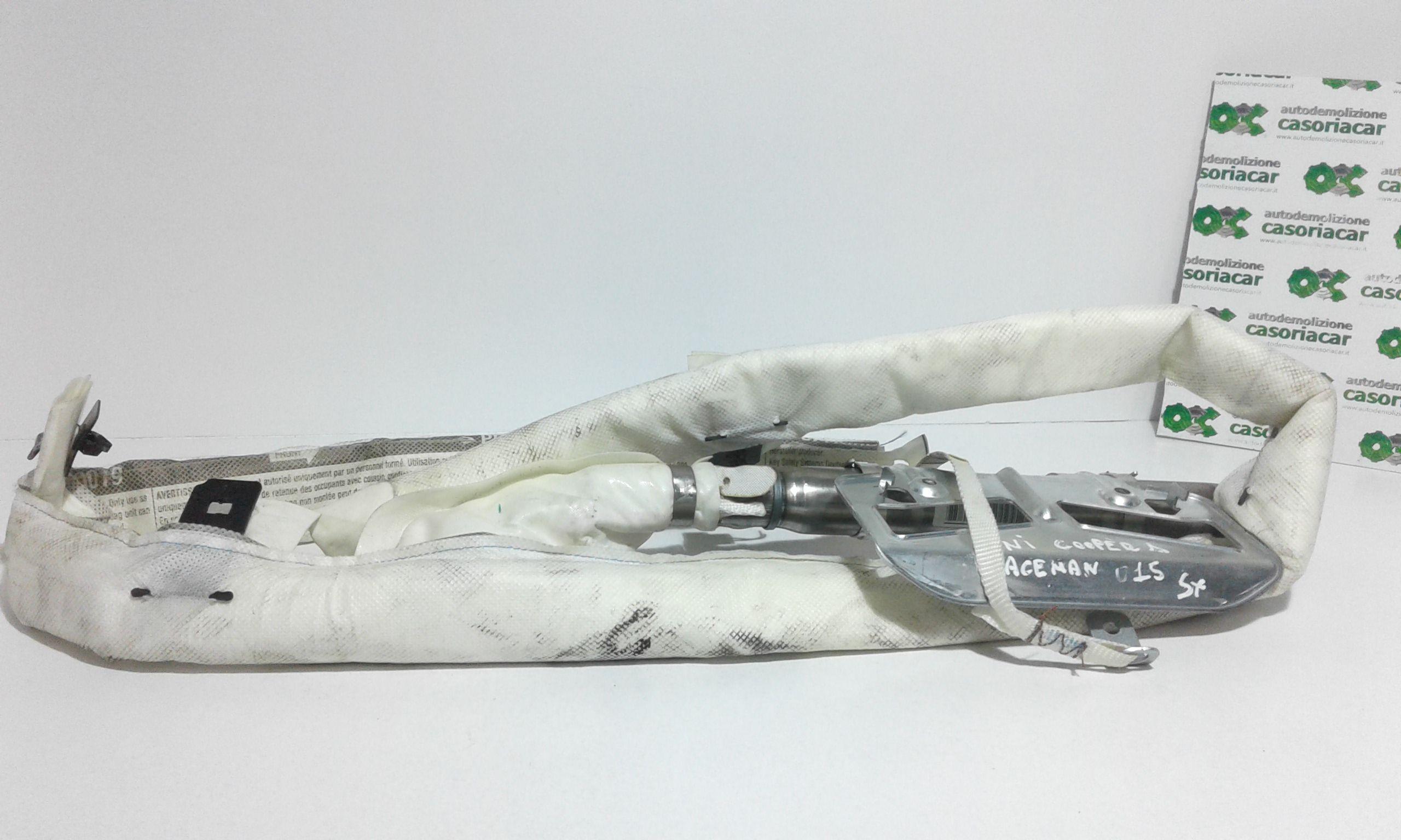 Airbag a tendina laterale Sinistro Guida