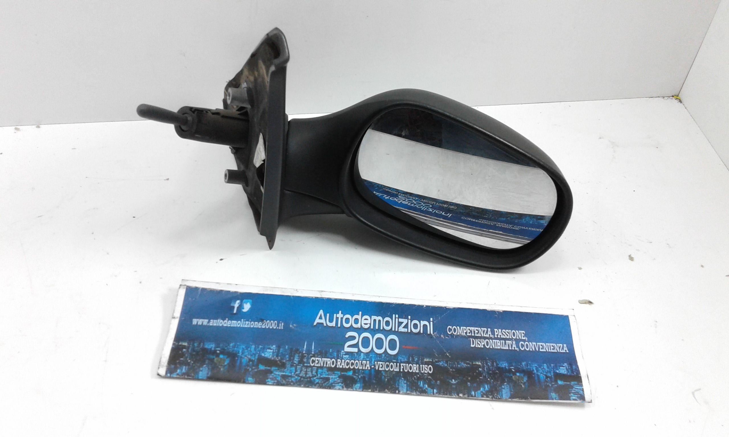 93890 Vetro per specchietto retrovisore destro per Clio I B//C57/_ 5//357/_ 90-98 II BB/_ CB/_ 1998-2020 Megane I BA0//1/_ 95-04 EA0//1/_ 96-03 Cabriolet Sc/énic I JA0//1/_ FA0/_ 99-10