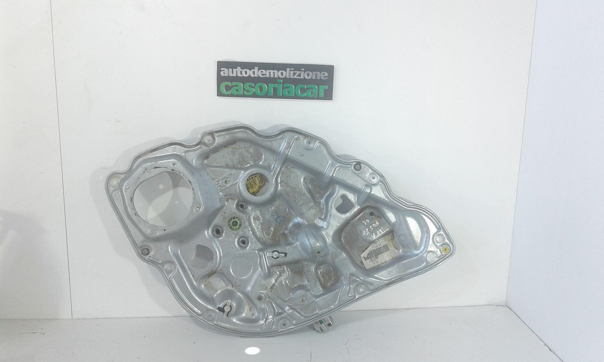 CREMAGLIERA POSTERIORE SINISTRA GUIDA FIAT Idea 1° Serie  Benzina    (2004) RICAMBI USATI