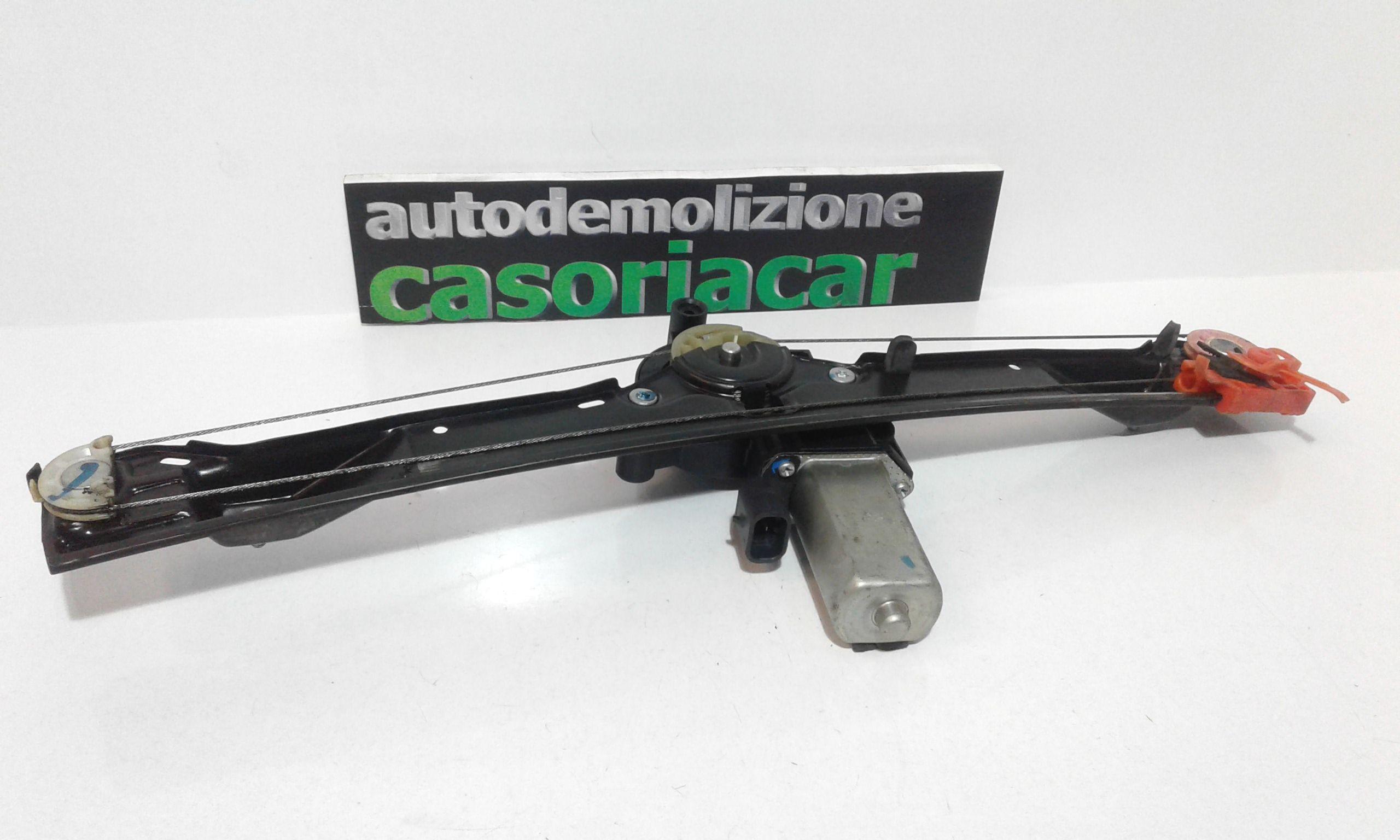 CREMAGLIERA ANTERIORE DESTRA PASSEGGERO FIAT Grande Punto 1° Serie  Benzina    (2007) RICAMBI USATI