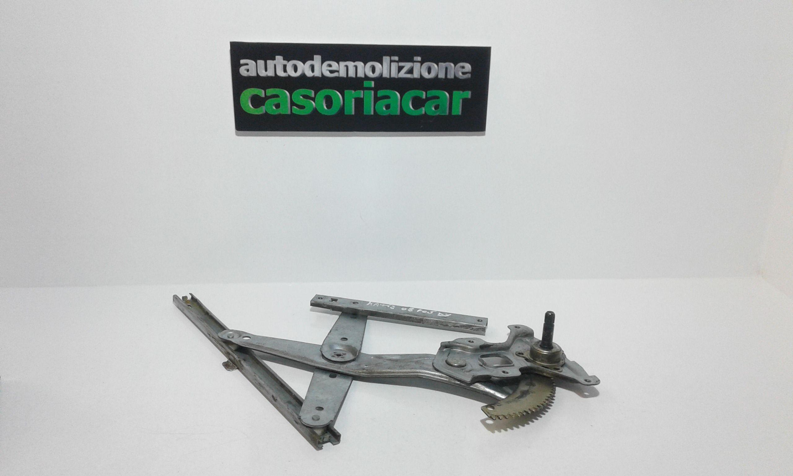 CREMAGLIERA POSTERIORE DESTRA PASSEGGERO CHEVROLET Matiz 2° Serie  Benzina    (2005) RICAMBI USATI