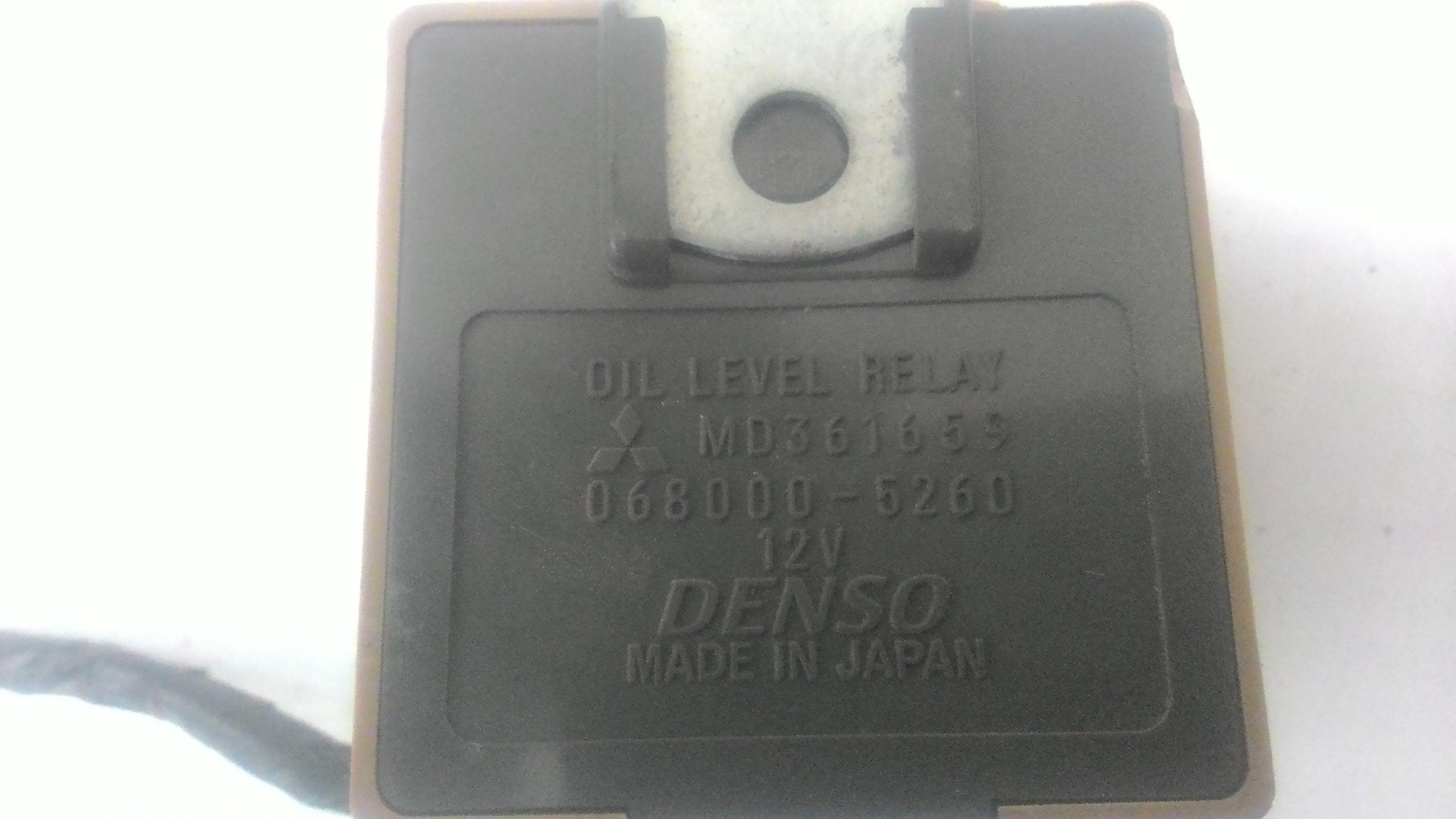 md361659 CENTRALINA CANDELETTE MITSUBISHI Pajero Sport  Diesel    (2001) RICAMBI USATI