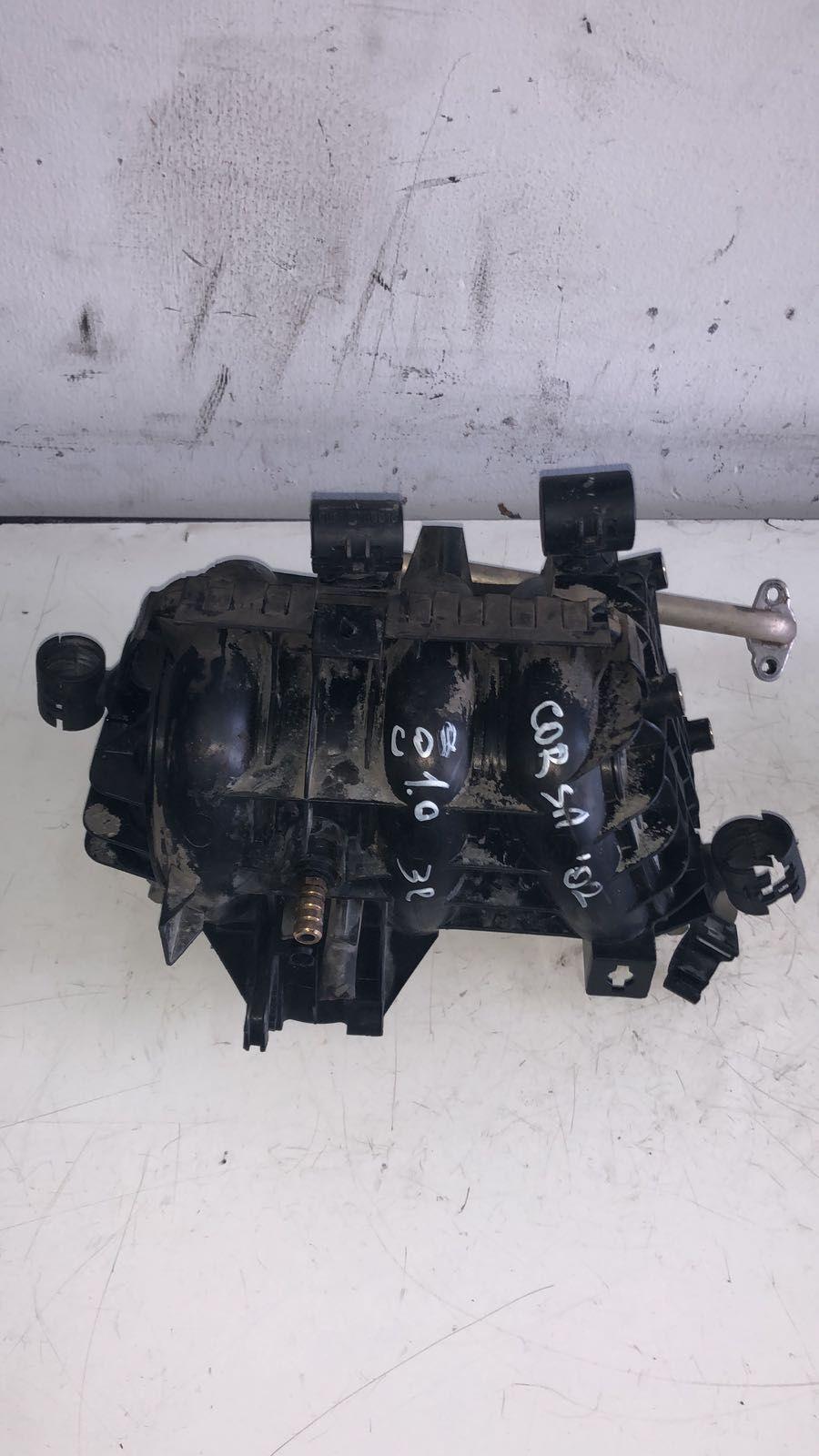 COLLETTORE ASPIRAZIONE OPEL Corsa C 3P 1° Serie 1000 Benzina z10xe  (2002) RICAMBI USATI