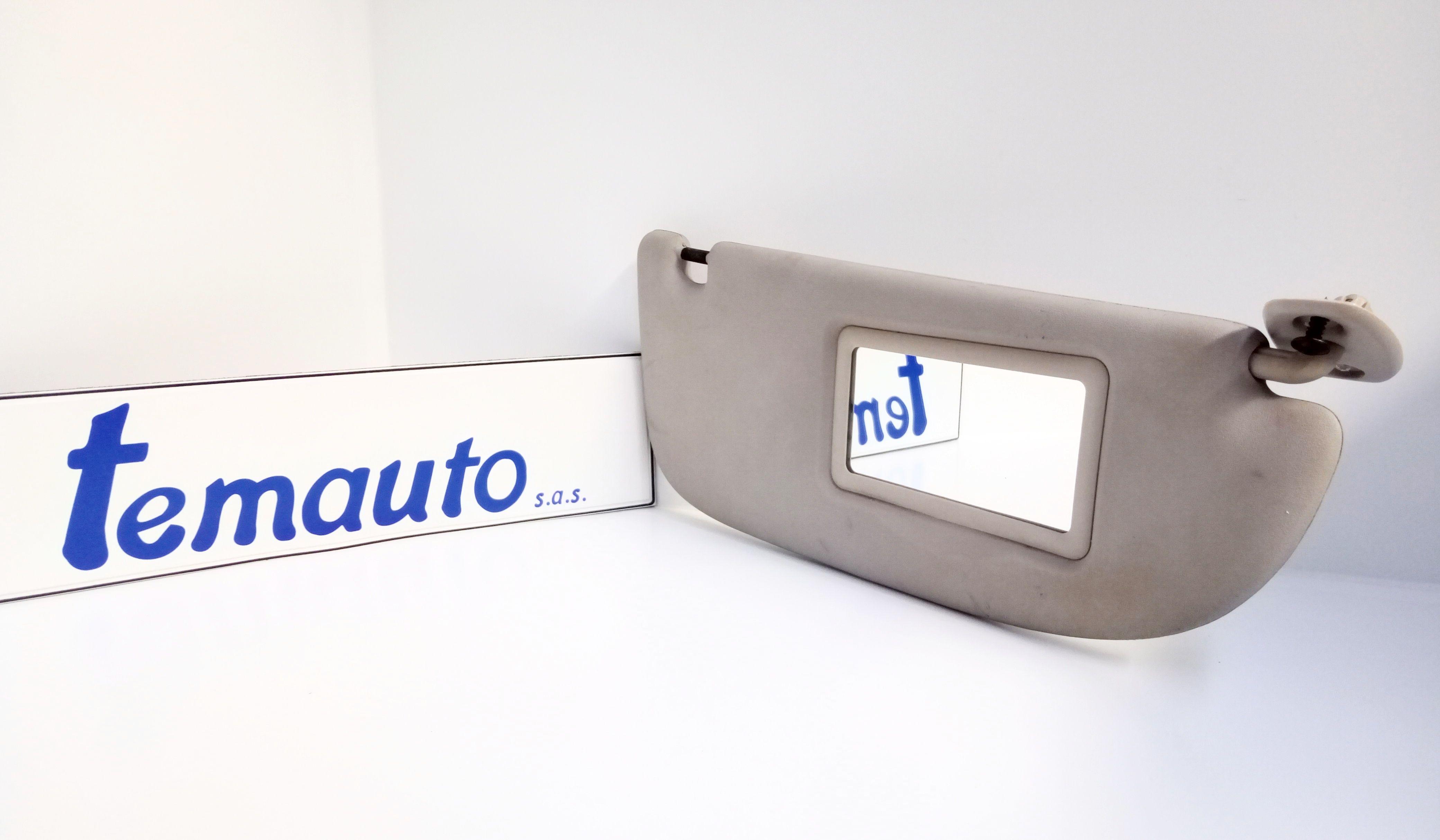 PARASOLE ALETTA LATO PASSEGGERO PEUGEOT 206 1° Serie 1100 Benzina  (2001) RICAMBI USATI