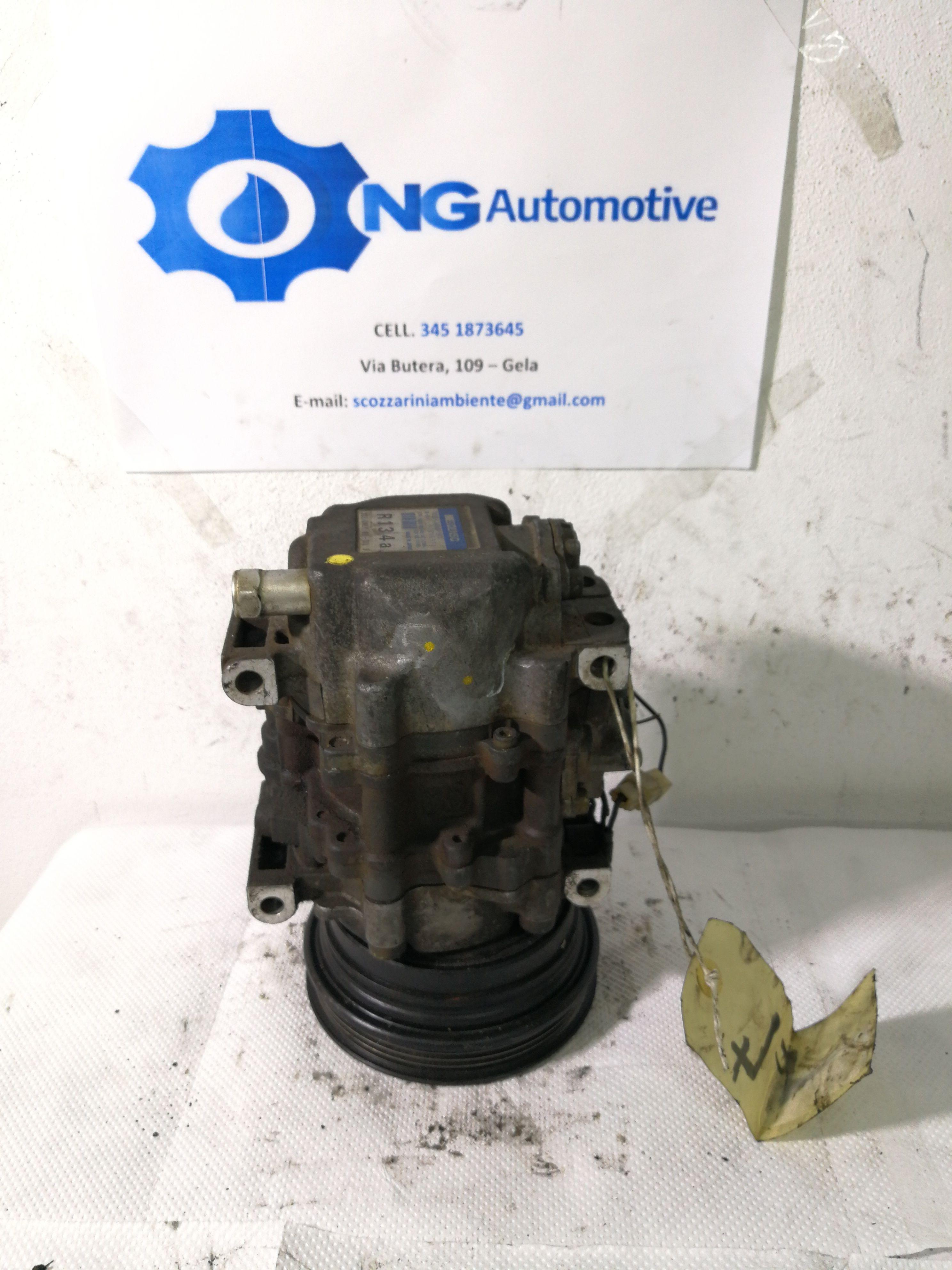 442500-2070 COMPRESSORE A/C LANCIA Y 1° Serie 1400 Benzina  RICAMBI USATI