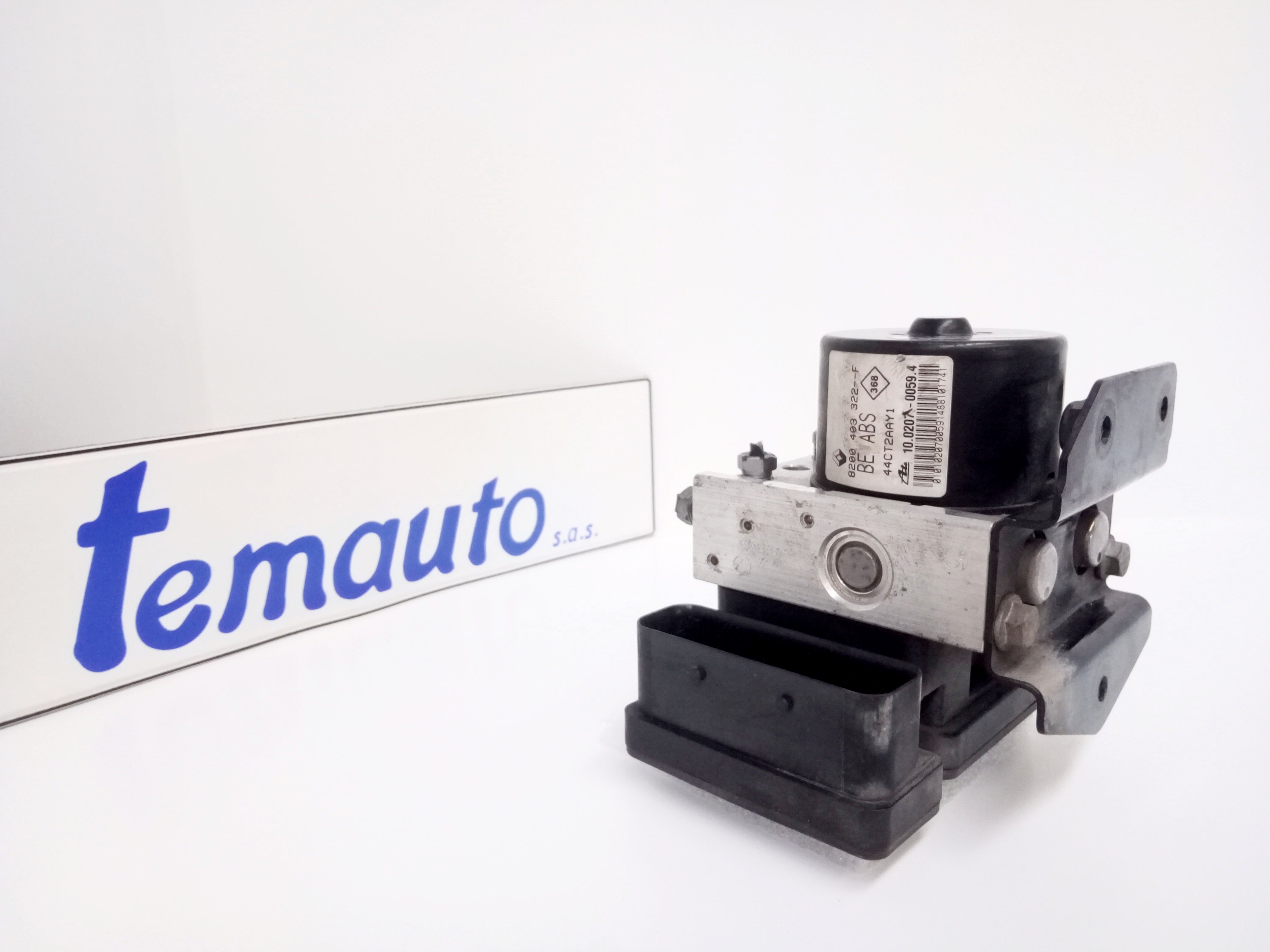 10.0207-0059.4 ABS RENAULT Twingo Serie (07>14) Benzina  (2008) RICAMBI USATI