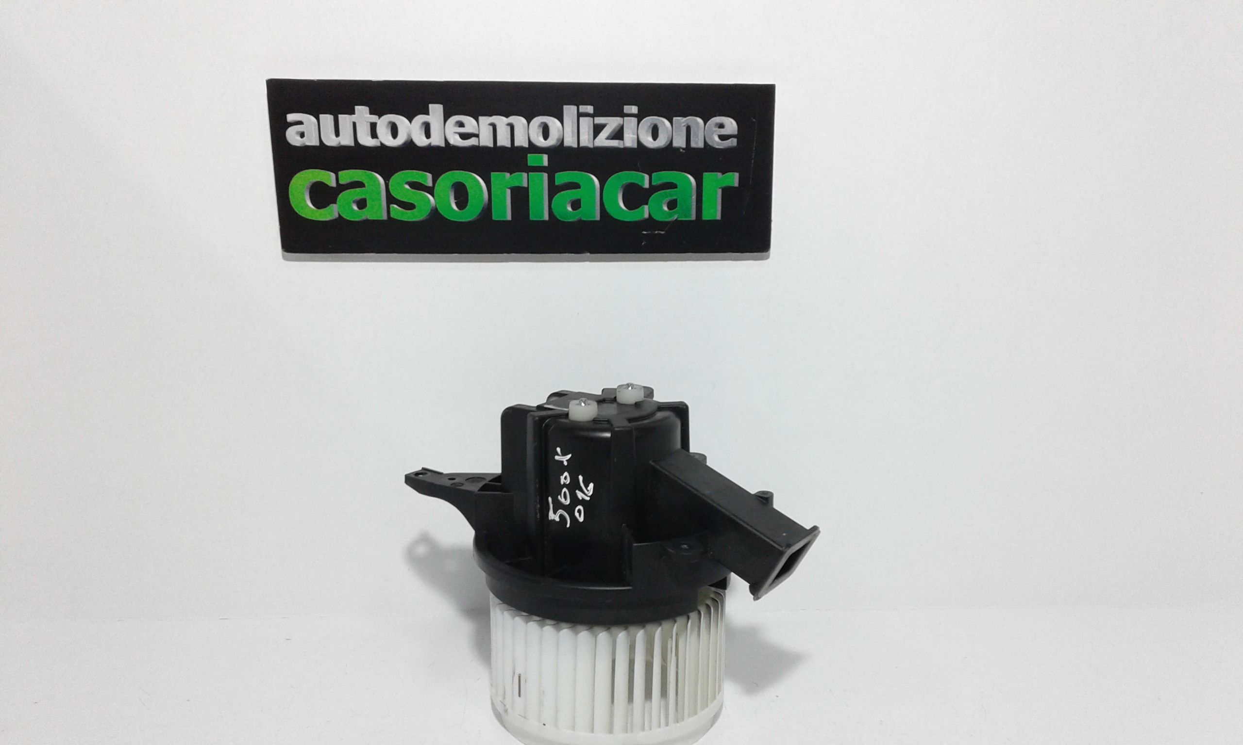 VENTOLA RISCALDAMENTO FIAT 500 X 1° Serie 1600 Diesel  (2016) RICAMBI USATI