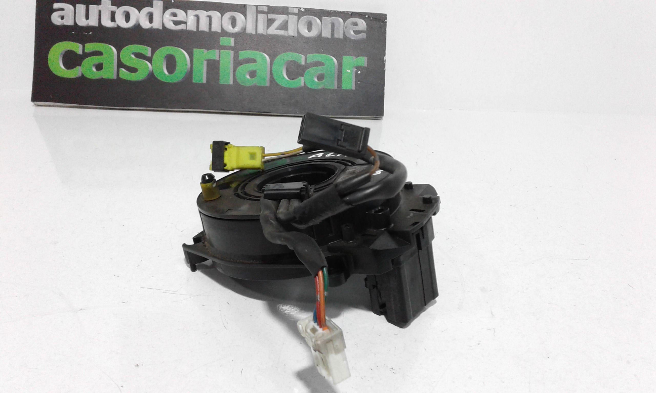 CONTATTO SPIRALATO NISSAN Almera 2° Serie Benzina (2003) RICAMBI USATI
