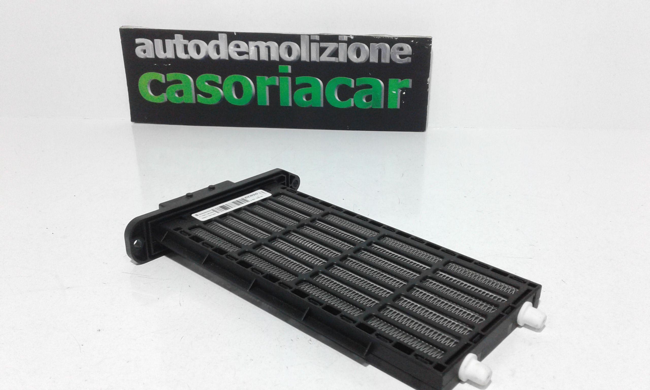 RESISTENZA RISCALDAMENTO FIAT 500 X 1° Serie 1600 Diesel  (2016) RICAMBI USATI