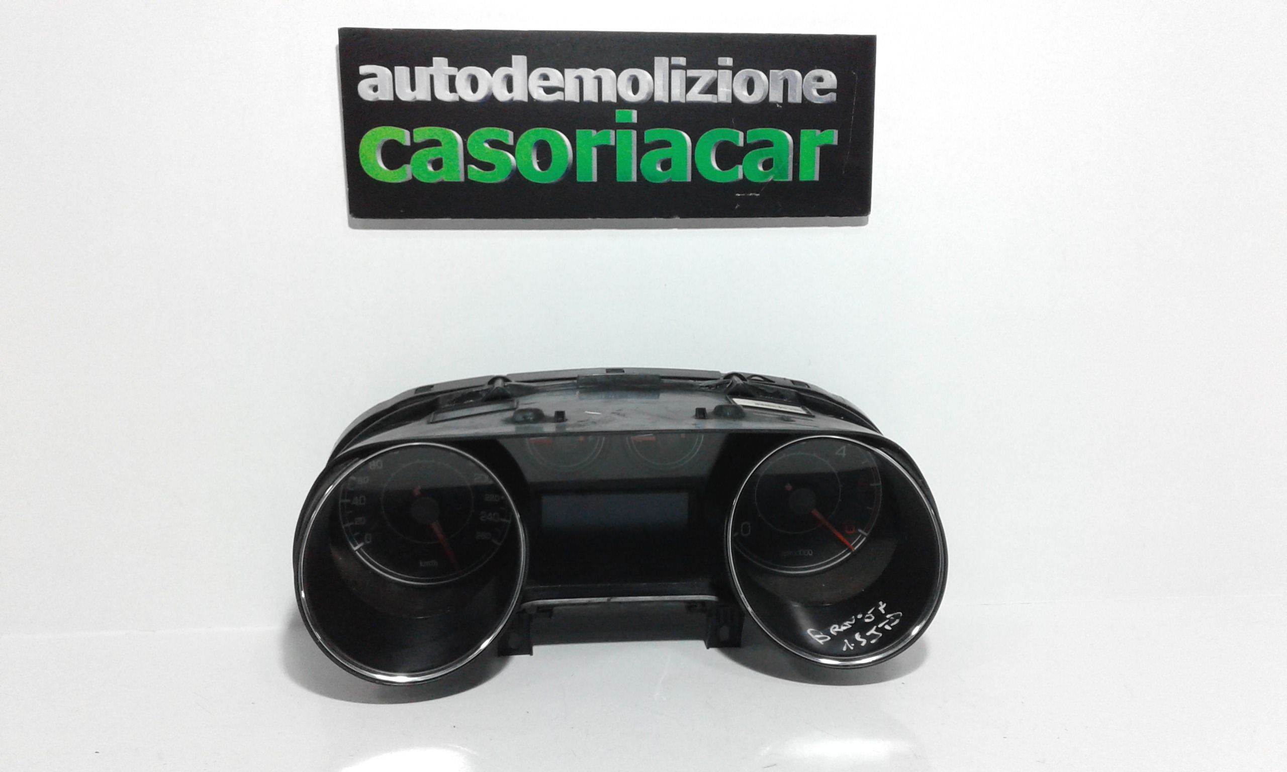 51820214 QUADRO STRUMENTI FIAT Bravo 2° Serie 1900 Diesel (2007) RICAMBI USATI
