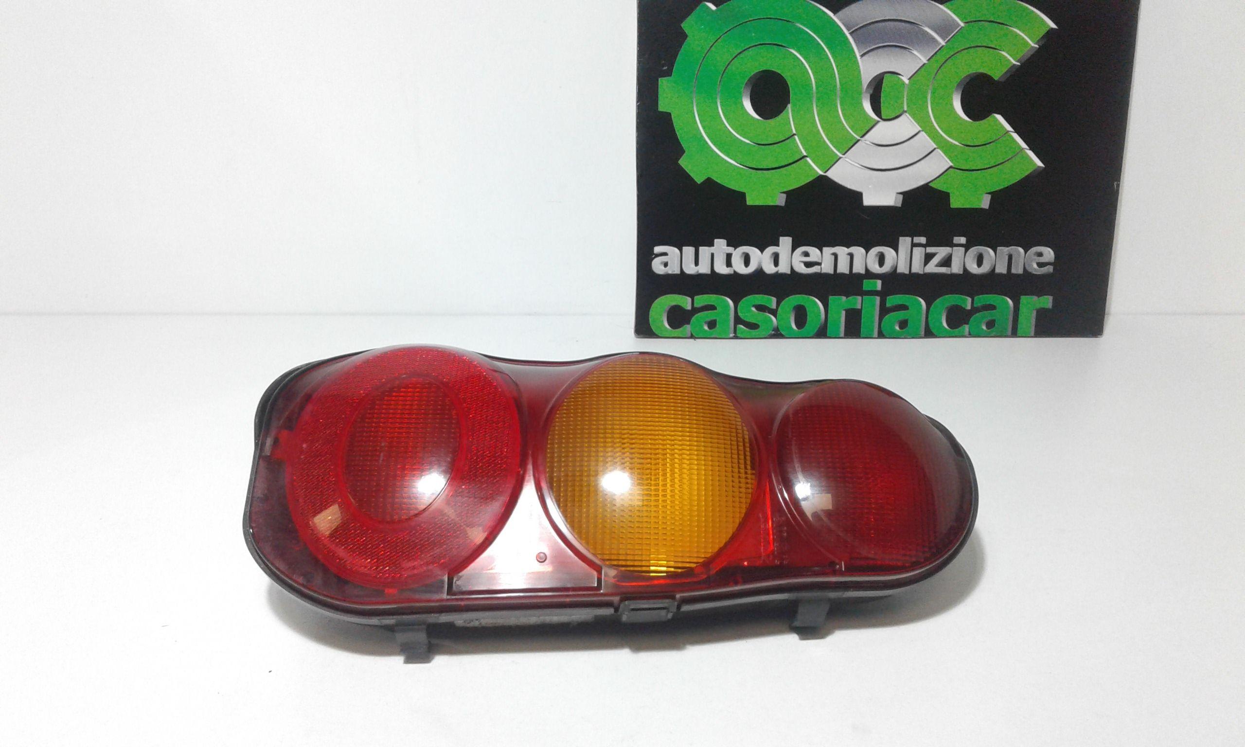 253033 STOP FANALE POSTERIORE SINISTRO LATO GUIDA SMART ForTwo Coupé 1° Serie Benzina  (2000) RICAMBI USATI