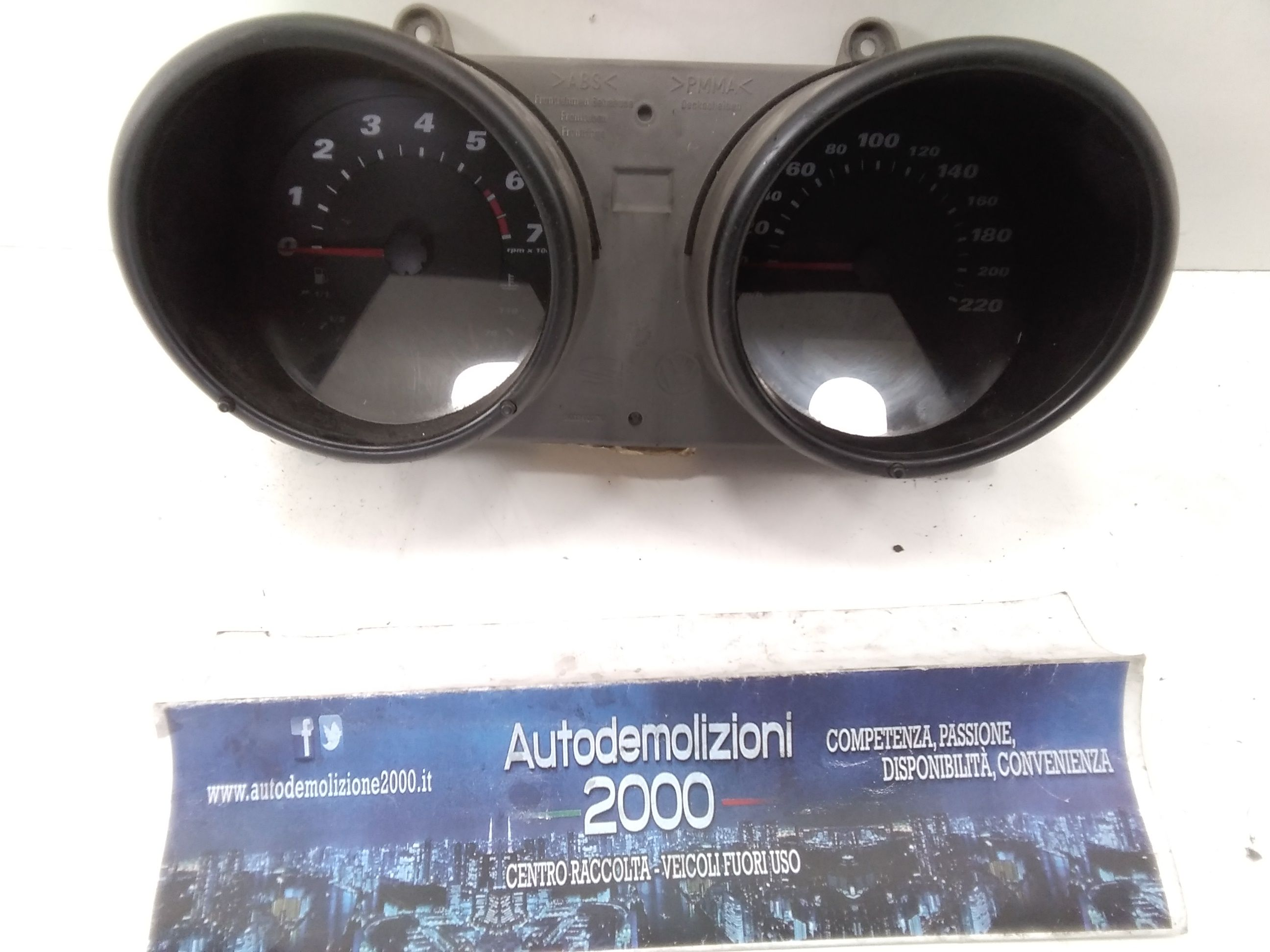 CONTACHILOMETRI SEAT Arosa 1° Serie Benzina  (2000) RICAMBI USATI