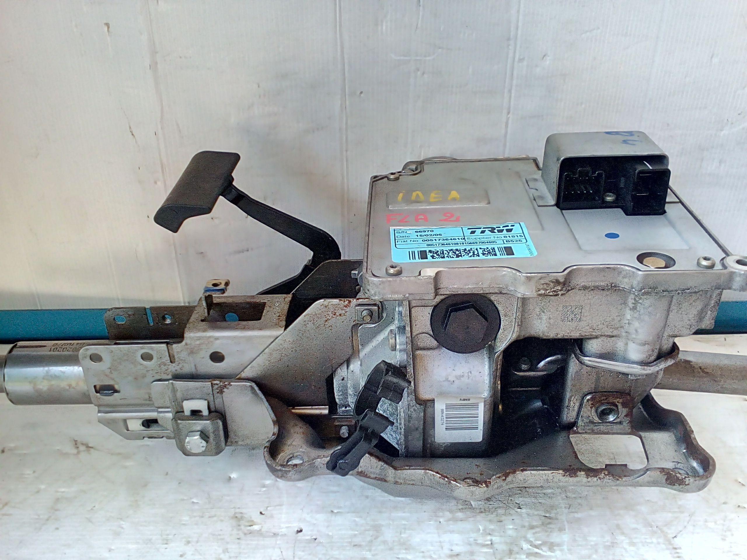 00517364610 CITY COMPLETO FIAT Idea 1° Serie  Benzina    (2005) RICAMBI USATI