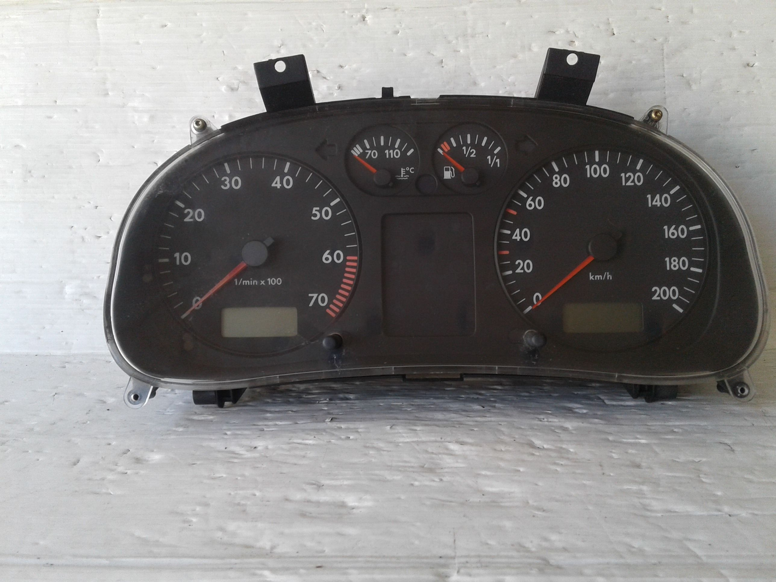 0263601001 CONTACHILOMETRI SEAT Arosa 1° Serie 1400 Benzina    (1997) RICAMBI USATI