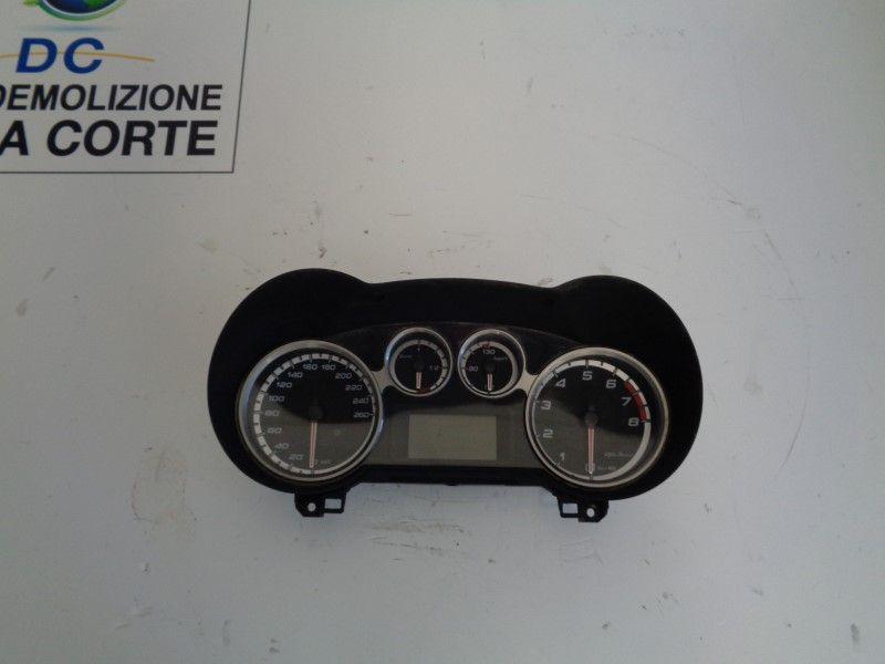 CONTACHILOMETRI ALFA ROMEO Mito 1° Serie 1400 Benzina  (2008) RICAMBI USATI