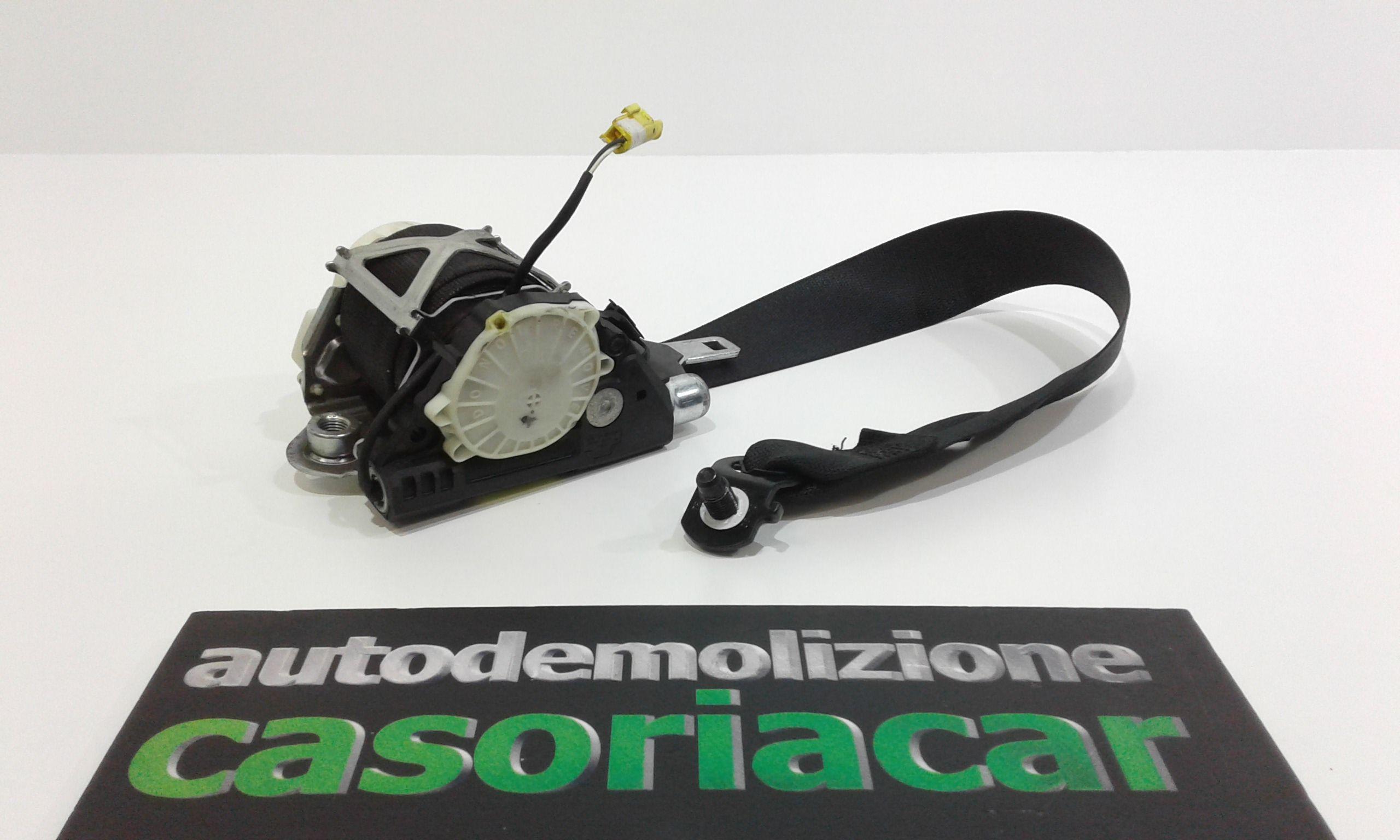 34019923 CINTURA DI SICUREZZA ANTERIORE SINISTRA CON PRETENSIONATORE FIAT Bravo 2° Serie 1900 Diesel  (2008) RICAMBI USATI