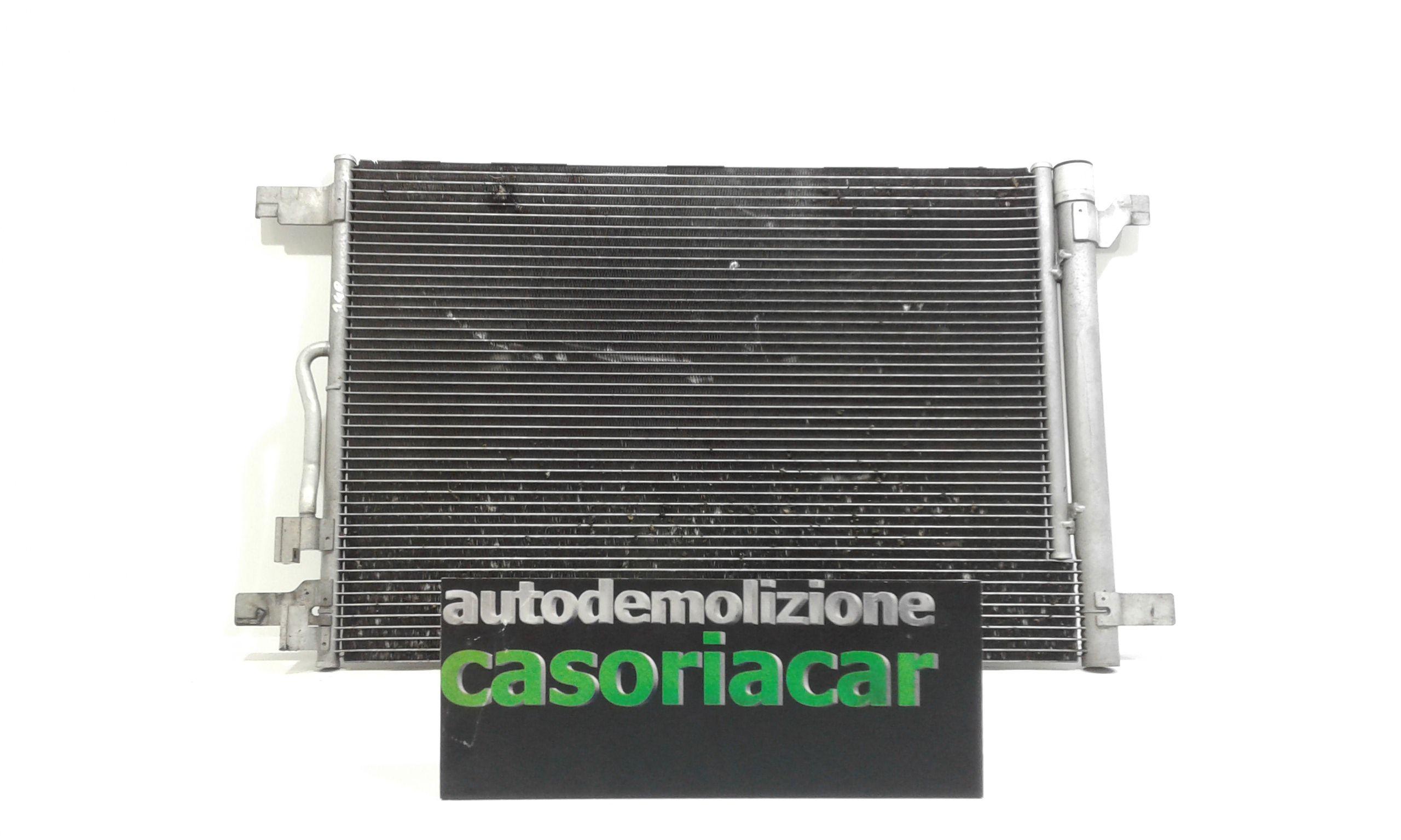 RADIATORE A/C VOLKSWAGEN Tiguan Serie 2000 Diesel (2016) RICAMBI USATI