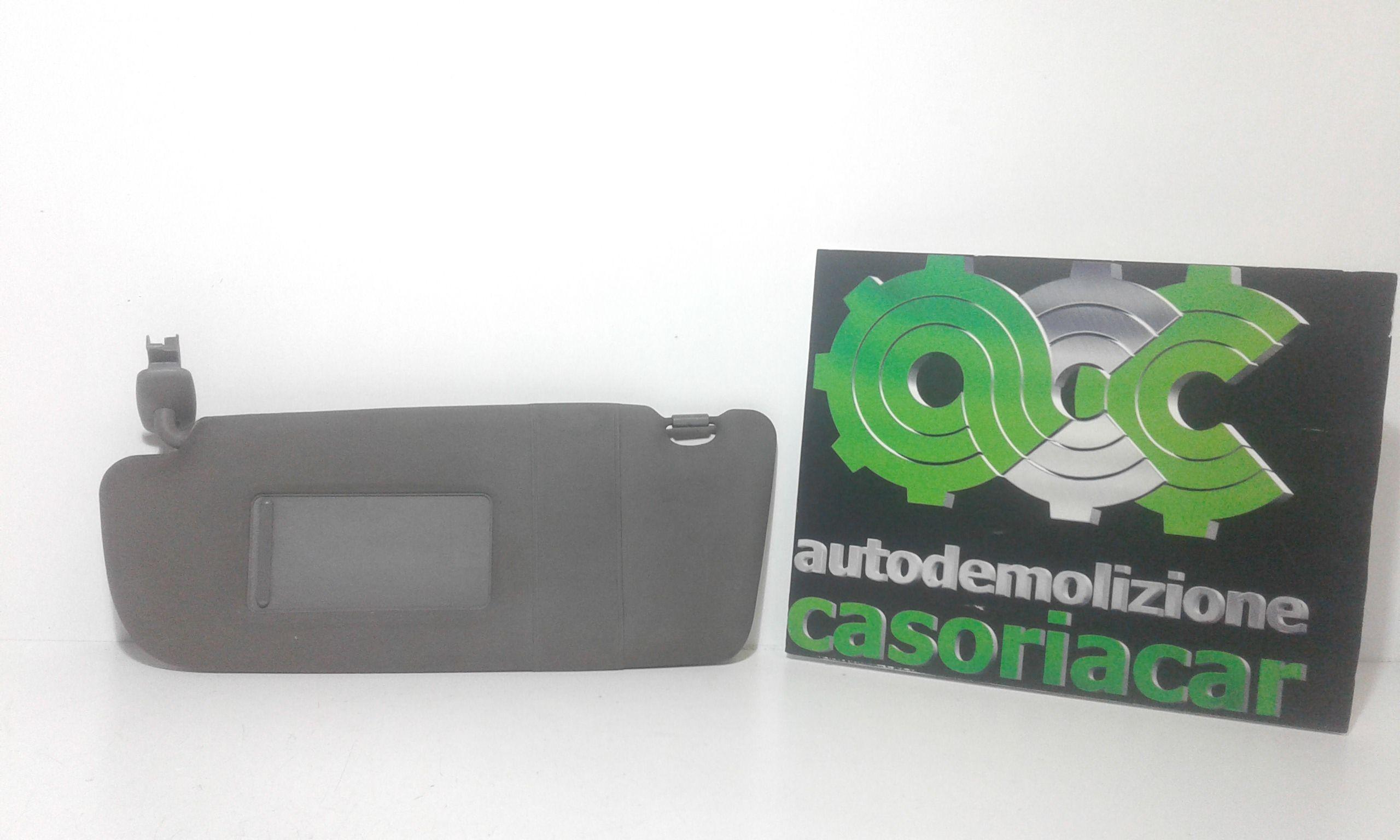 PARASOLE ALETTA ANTERIORE LATO GUIDA AUDI A3 Serie (8L) 1900 Diesel  (2000) RICAMBI USATI