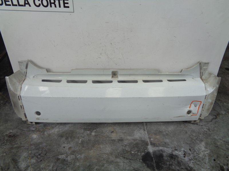 PARAURTI POSTERIORE COMPLETO SMART Fortwo Coupé 3° Serie (w 451) 1000 Benzina  (2009) RICAMBI USATI