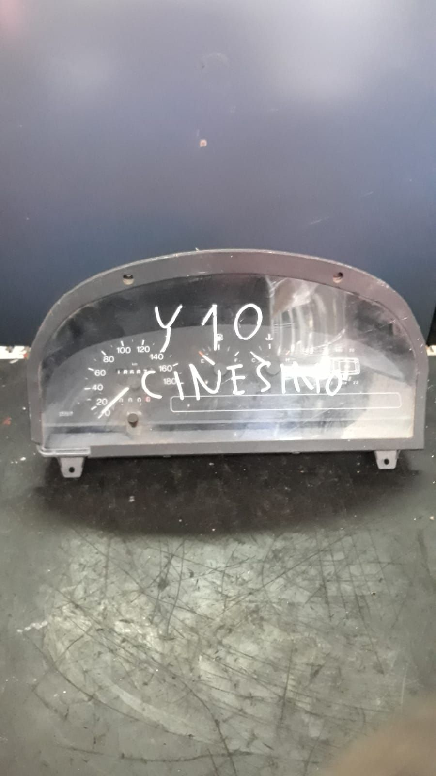 CONTACHILOMETRI AUTOBIANCHI Y10 2° Serie Benzina  RICAMBI USATI