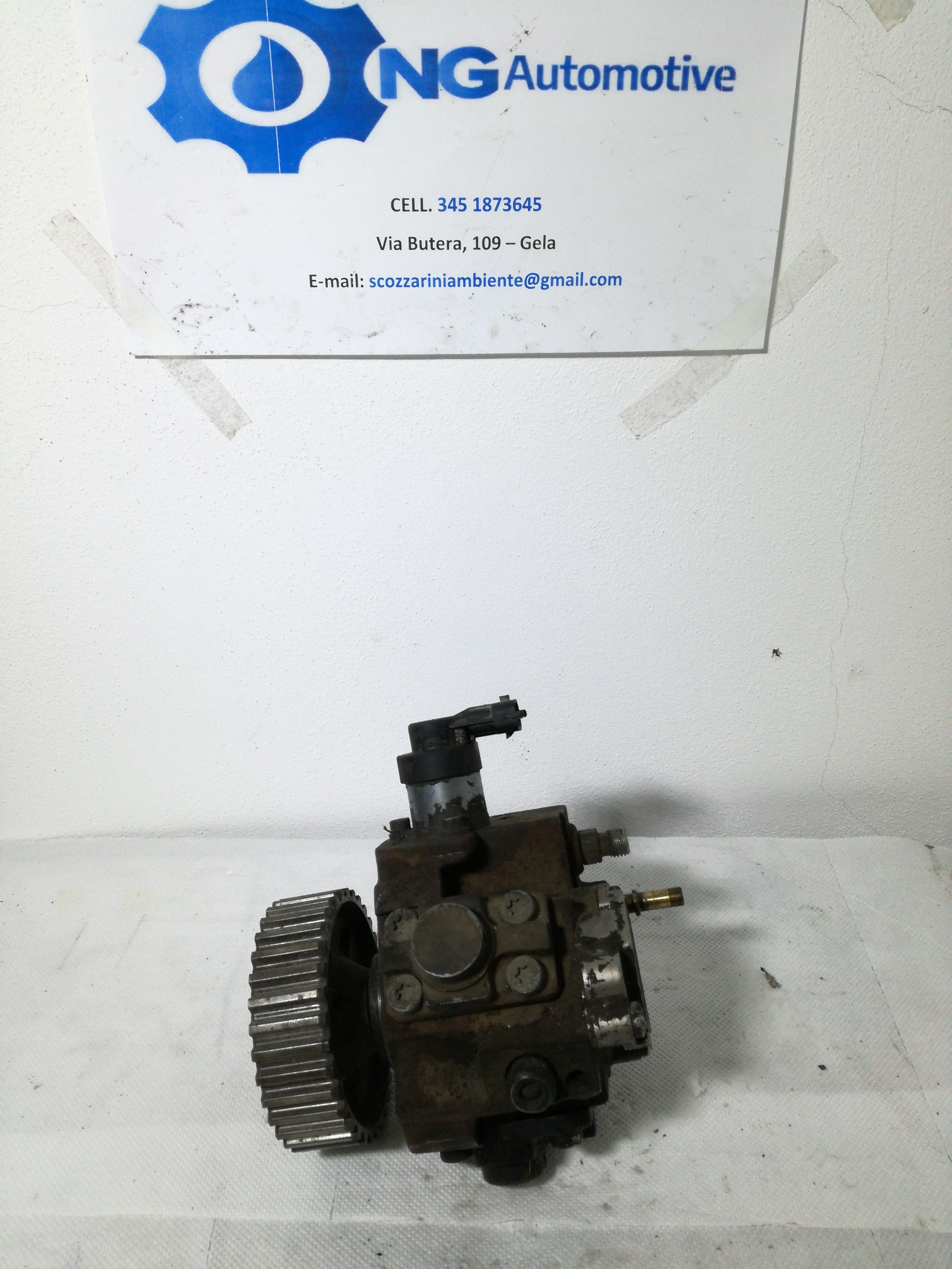 0445010102 POMPA INIEZIONE DIESEL MINI Cooper 2° Serie 1600 Diesel (2006) RICAMBI USATI