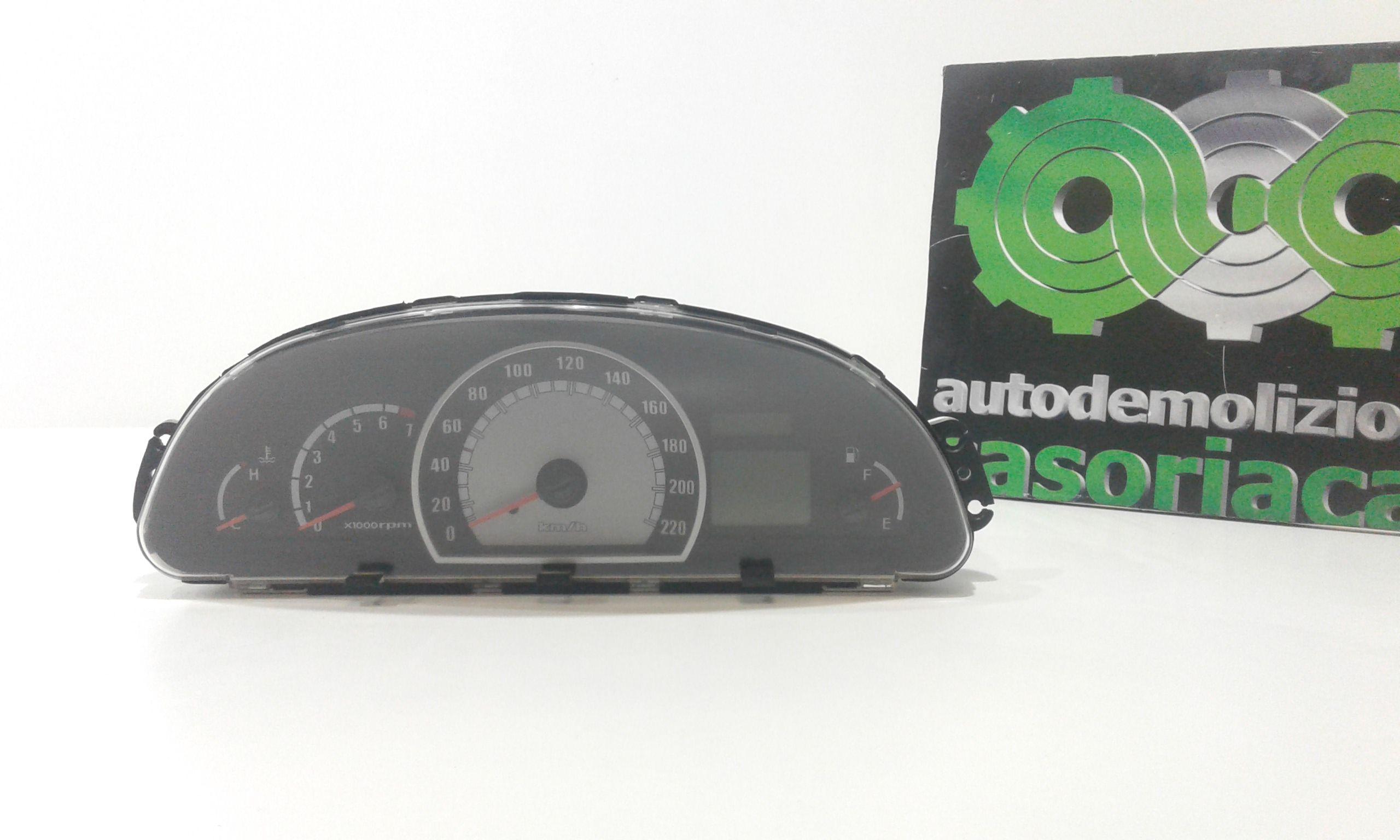 94003-17340 QUADRO STRUMENTI HYUNDAI Matrix 1° Serie 1600 Benzina (2004) RICAMBI USATI