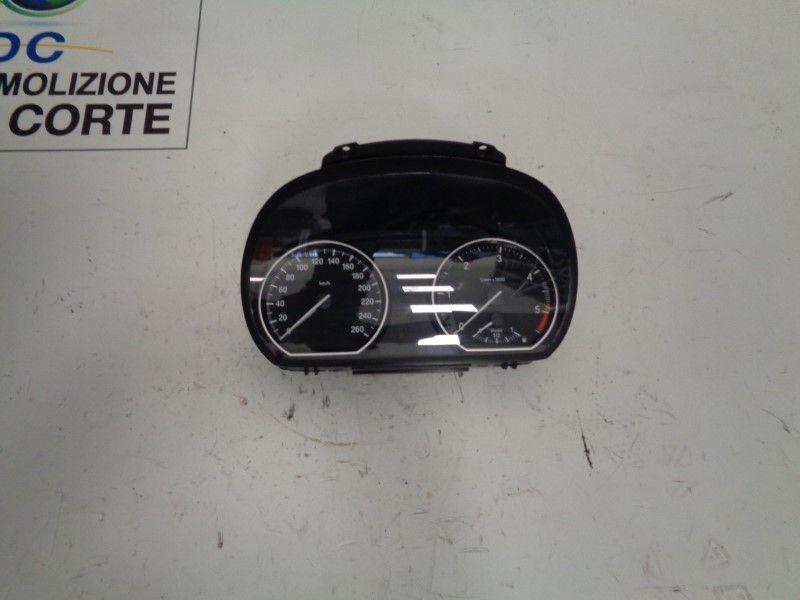 CONTACHILOMETRI BMW Serie 1 E87 2° Serie 2000 Diesel  (2009) RICAMBI USATI