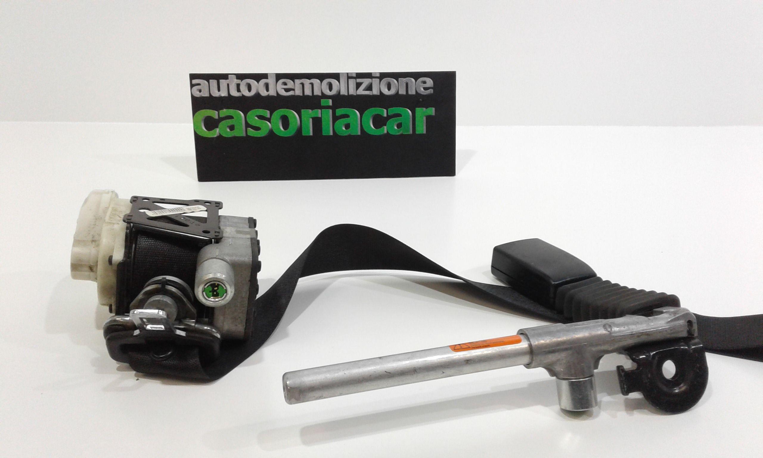 Cintura di Sicurezza anteriore Destra con pretensionatore