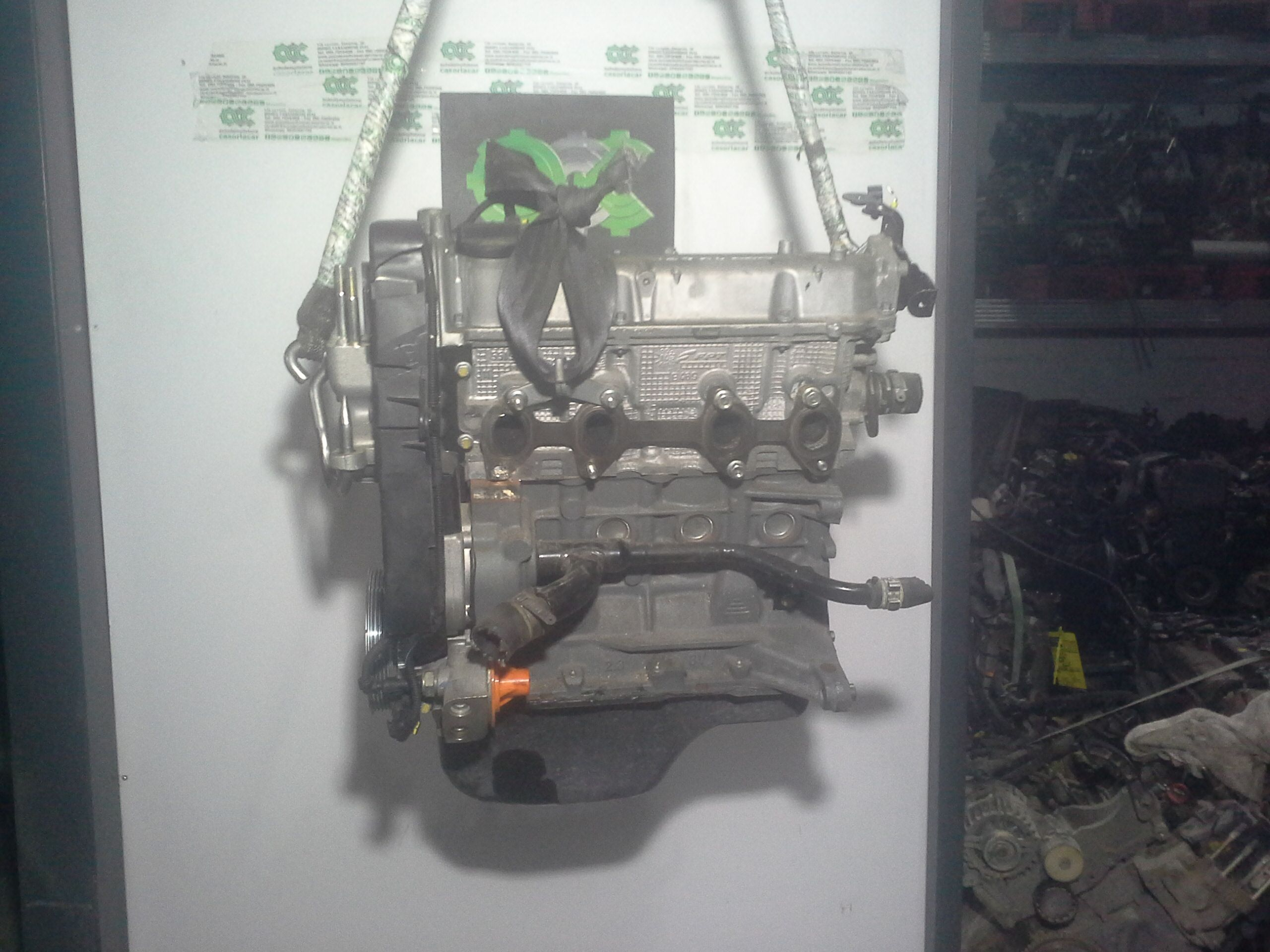 MOTORE SEMICOMPLETO FIAT Panda 3° Serie 1200 Benzina    (2015) RICAMBI USATI