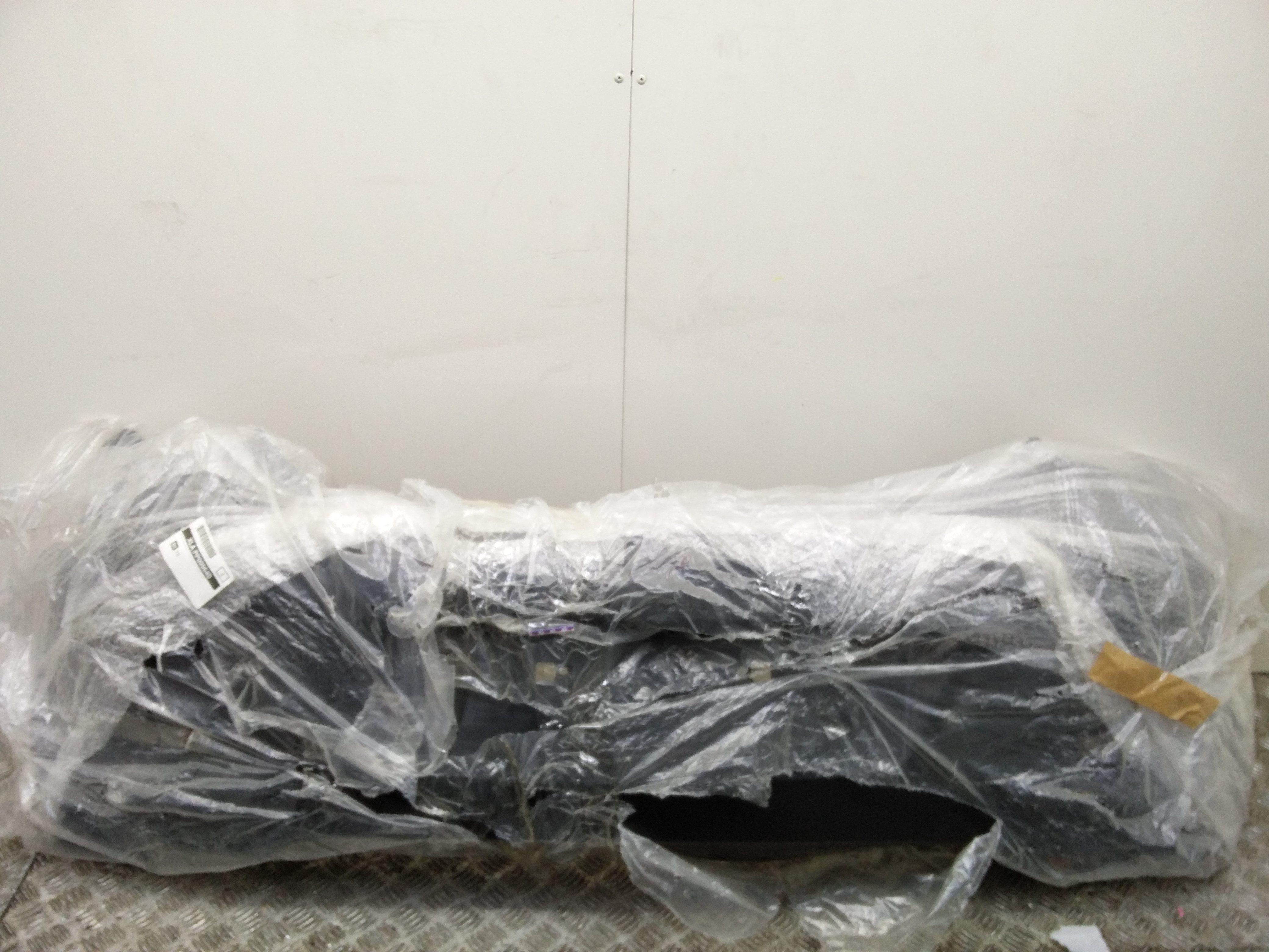 PARAURTI POSTERIORE COMPLETO HYUNDAI i10 2° Serie  Benzina    (2012) RICAMBI USATI