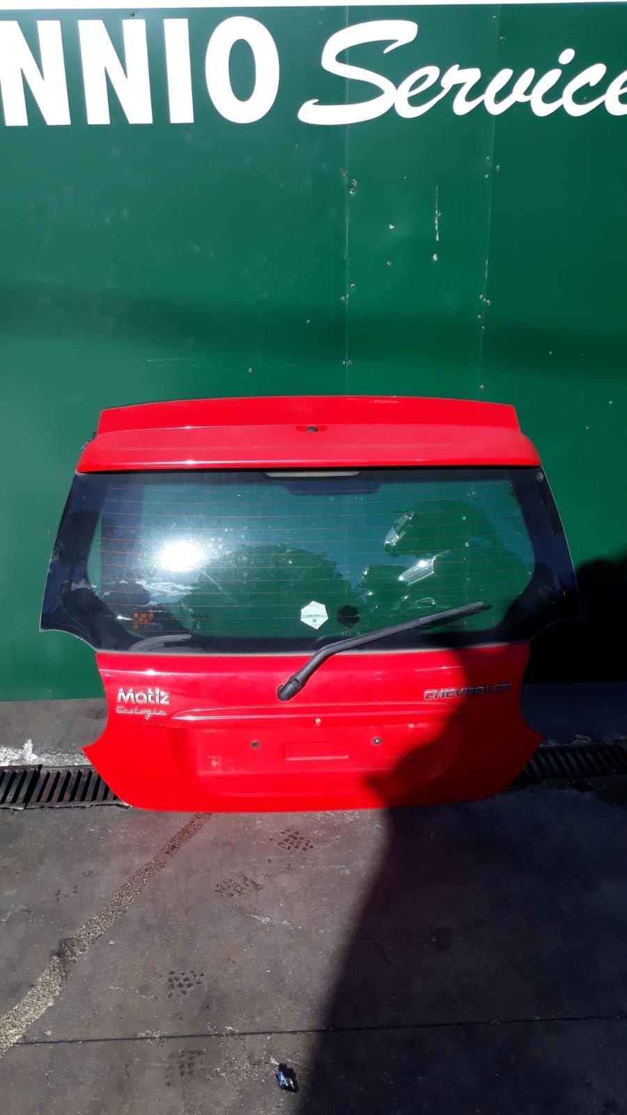PORTELLONE POSTERIORE CHEVROLET Matiz 4° Serie Benzina  RICAMBI USATI