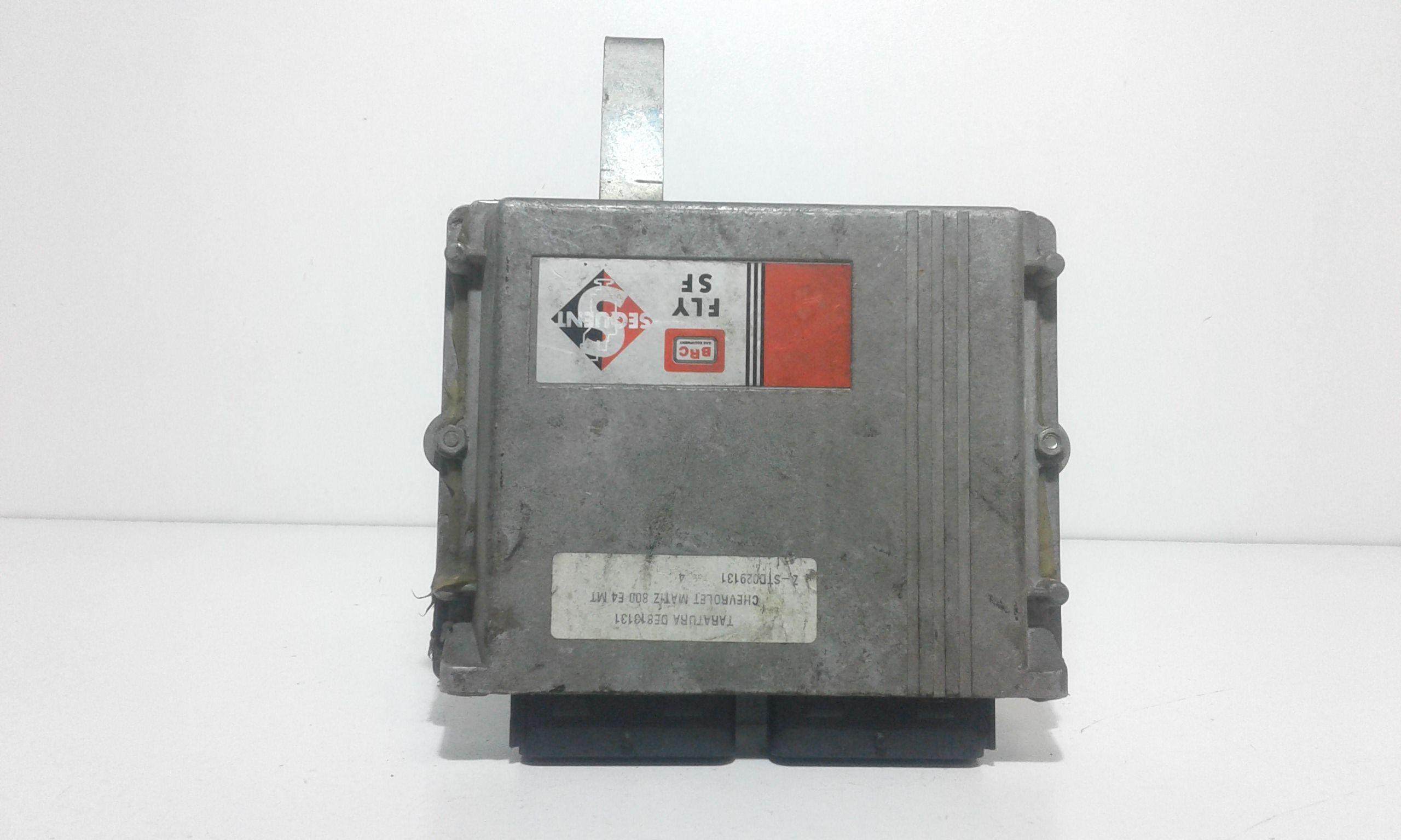 DE813131 CENTRALINA GPL CHEVROLET Matiz 4° Serie 800 Benzina    (2009) RICAMBI USATI