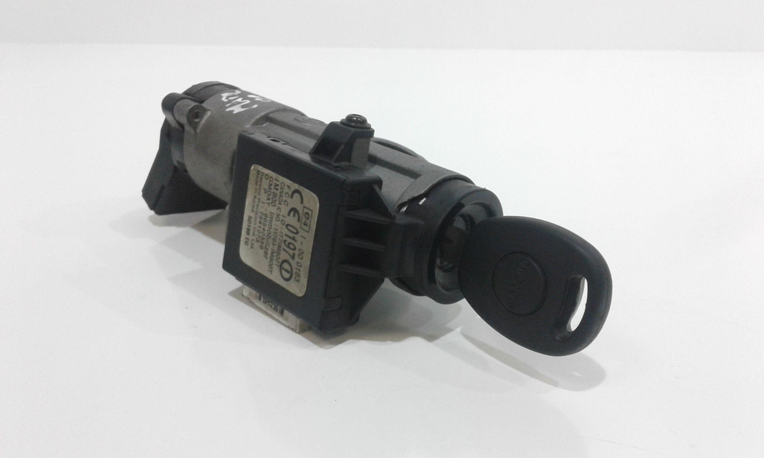 96540559 BLOCCHETTO ACCENSIONE CHEVROLET Matiz 4° Serie 800 Benzina    (2009) RICAMBI USATI