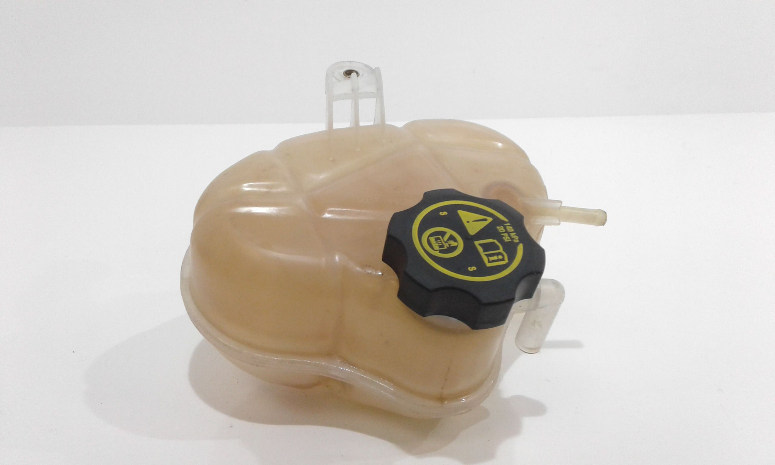 Vaschetta acqua liquido refrigerante