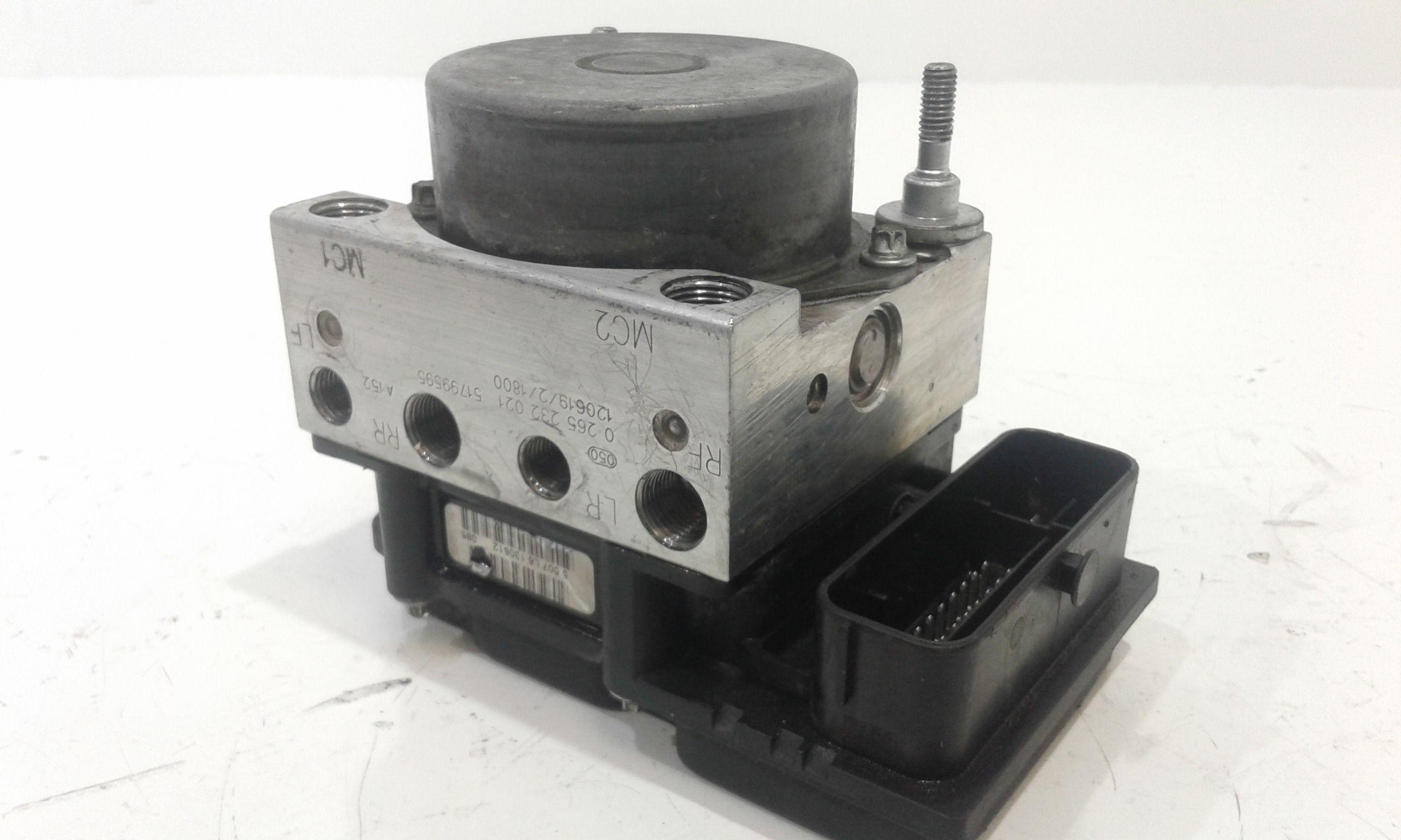 1.2 1.1 0265232021 la pompe ABS 51799595 Fiat Panda 169 2004-11
