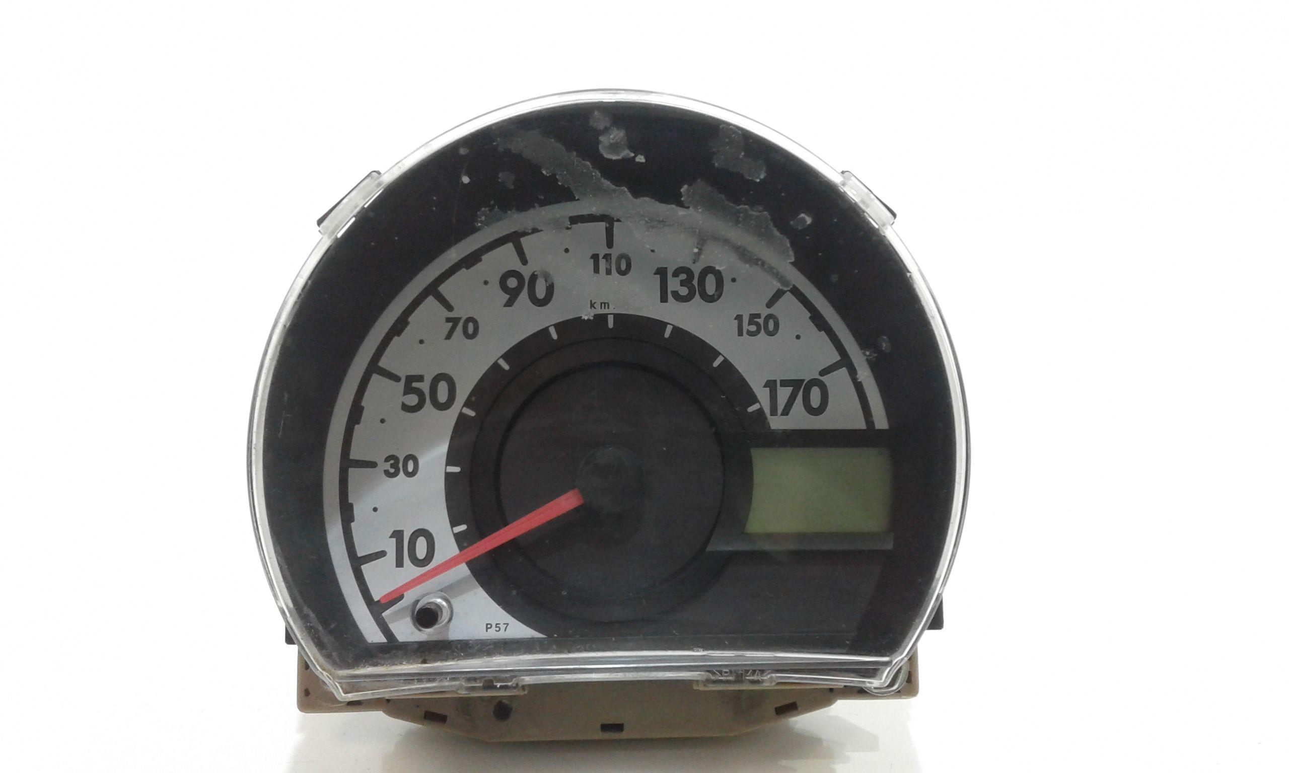 83800-0h021 QUADRO STRUMENTI PEUGEOT 107 1° Serie 1000 Benzina  (2006) RICAMBI USATI
