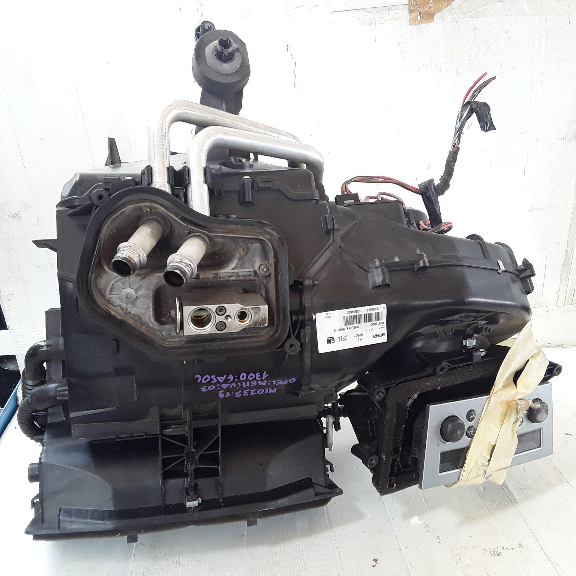 APPARATO DI RISCALDAMENTO OPEL Meriva 2° Serie 1300 Diesel  (2007) RICAMBI USATI