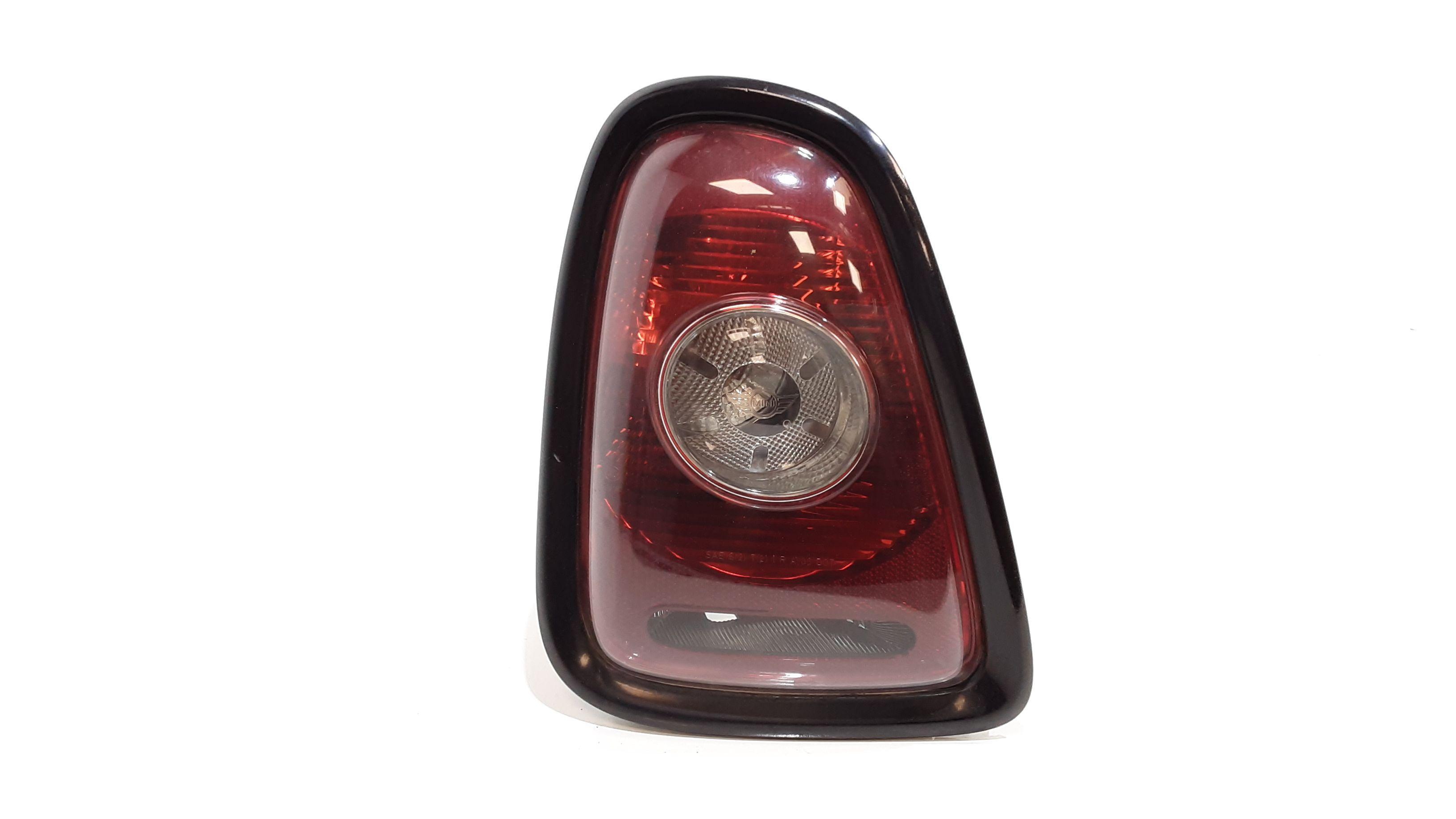 STOP FANALE POSTERIORE SINISTRO LATO GUIDA MINI Cooper S Benzina  (2009) RICAMBI USATI