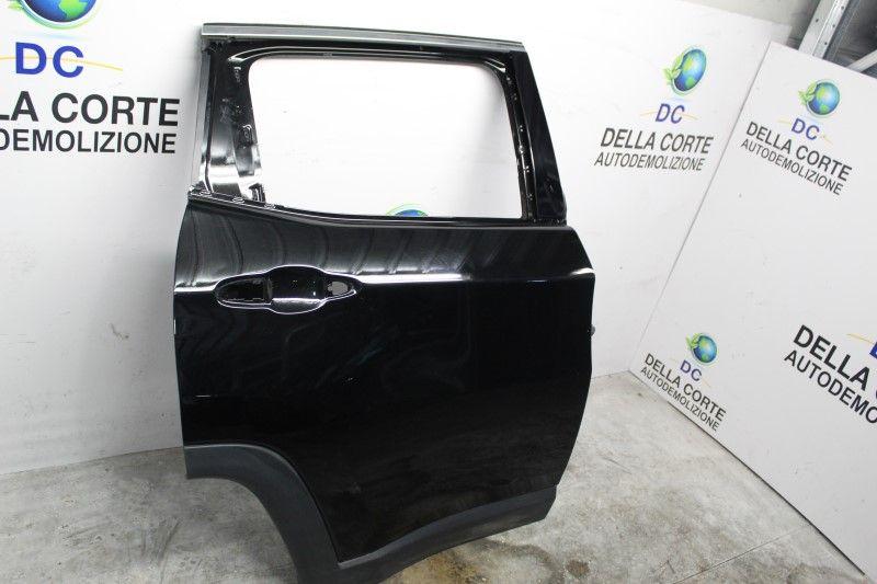 PORTIERA POSTERIORE DESTRA JEEP Compass Serie 1400 Benzina    (2017) RICAMBI USATI