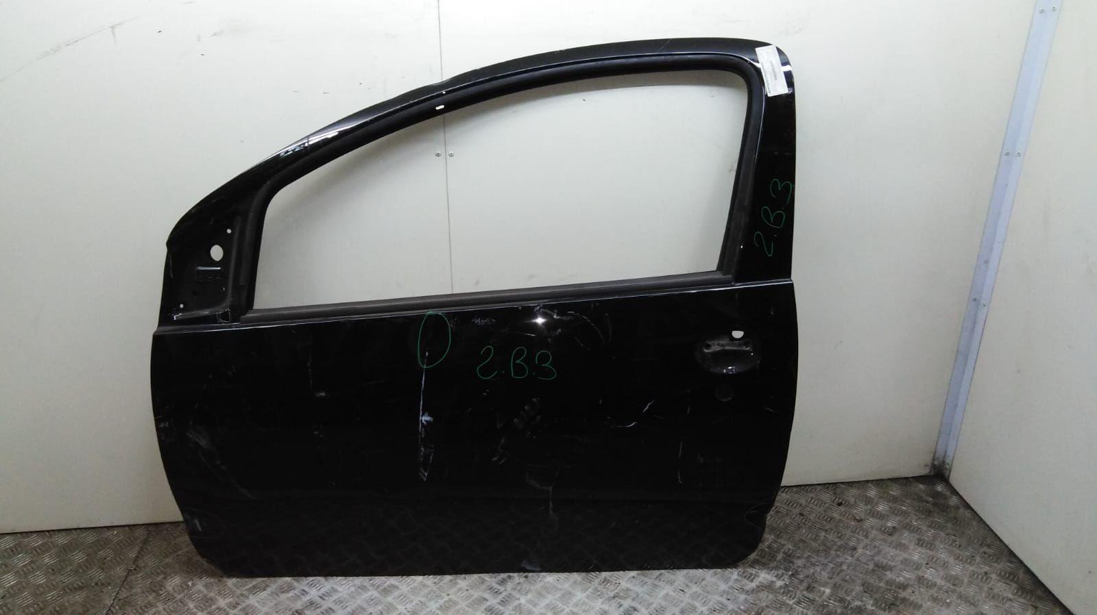 PORTIERA ANTERIORE SINISTRA PEUGEOT 107 1° Serie 1000 Benzina (2008) RICAMBI USATI