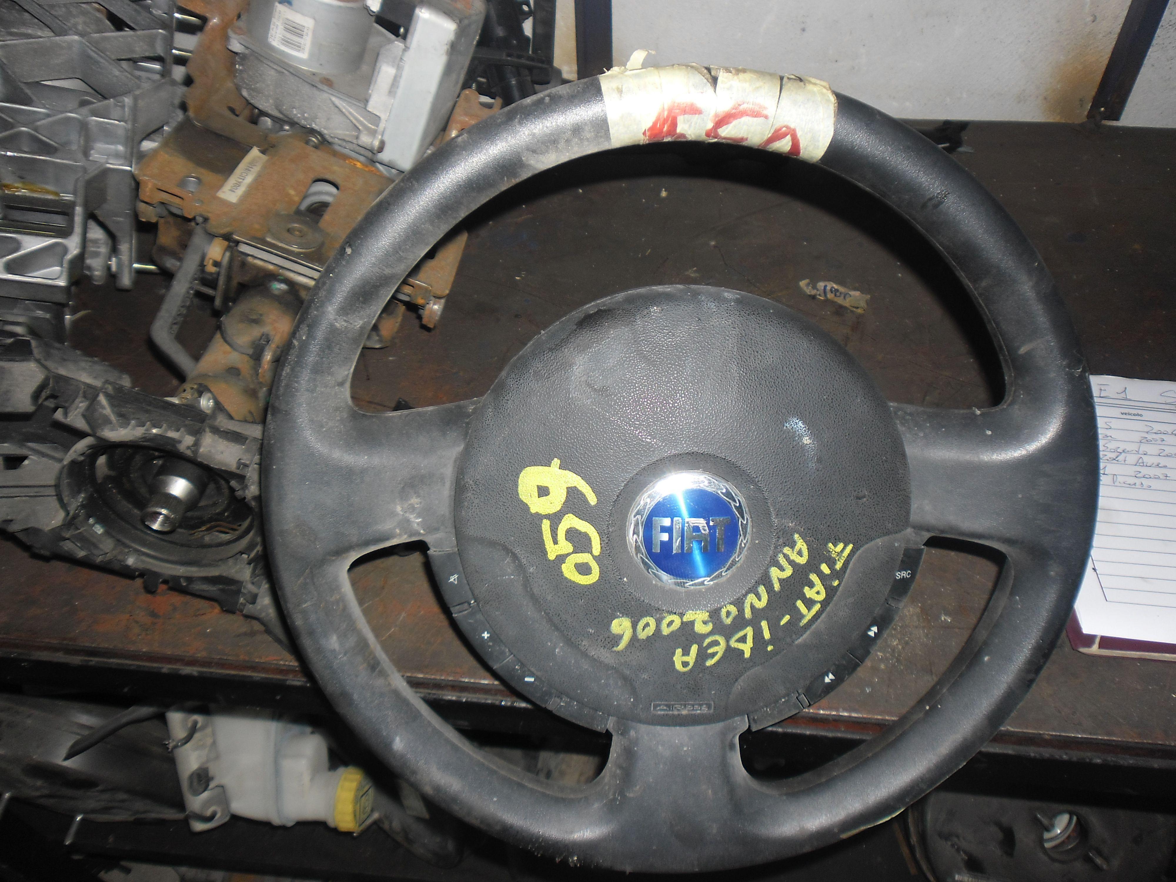 VOLANTE FIAT Idea 2° Serie Benzina  (2006) RICAMBI USATI