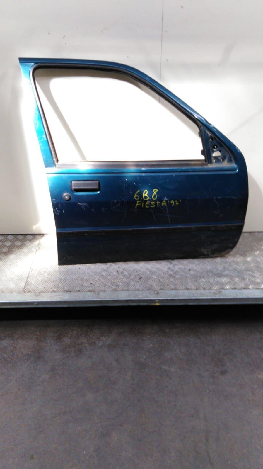 PORTIERA ANTERIORE DESTRA FORD Fiesta 2° Serie 1200 Benzina  (1996) RICAMBI USATI