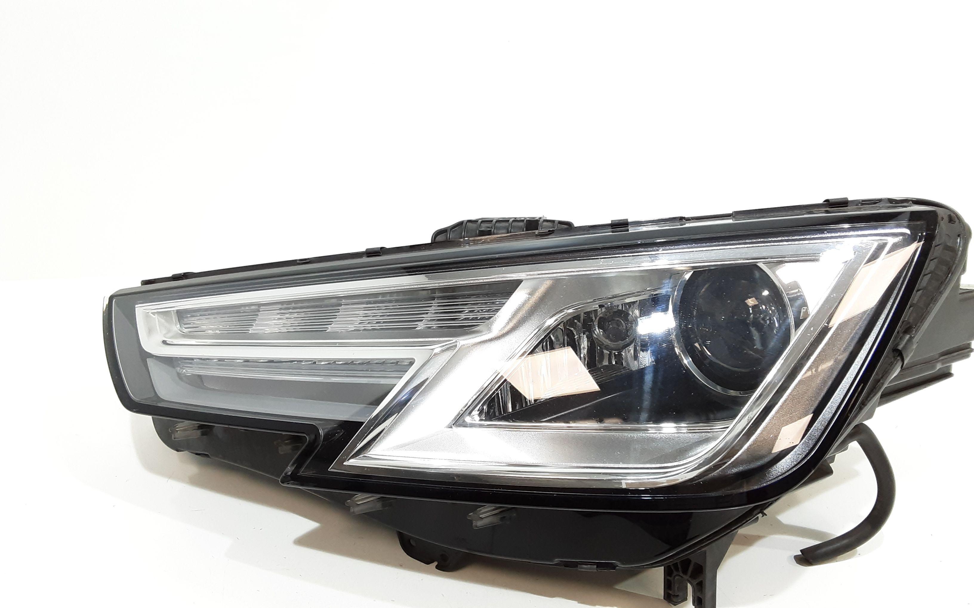 Ricambi Usati 8w0941005 Faro Fanale Ant Sx A Led Audi A4 Avant 8w5 20 384122 Ebay