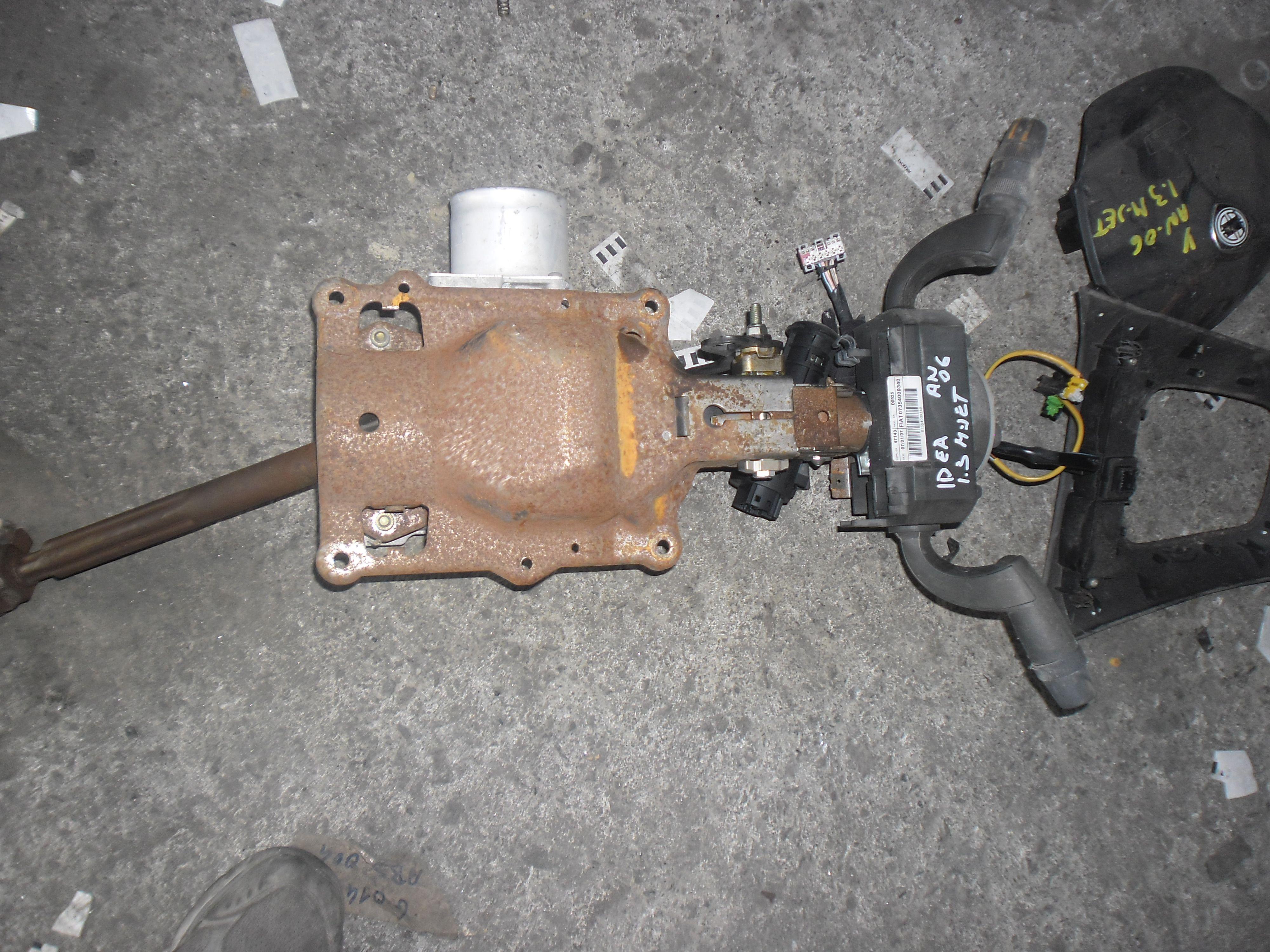 CANNA DELLO STERZO (PIANTONE) FIAT Idea 2° Serie 1300 Diesel 66 Kw  (2006) RICAMBI USATI