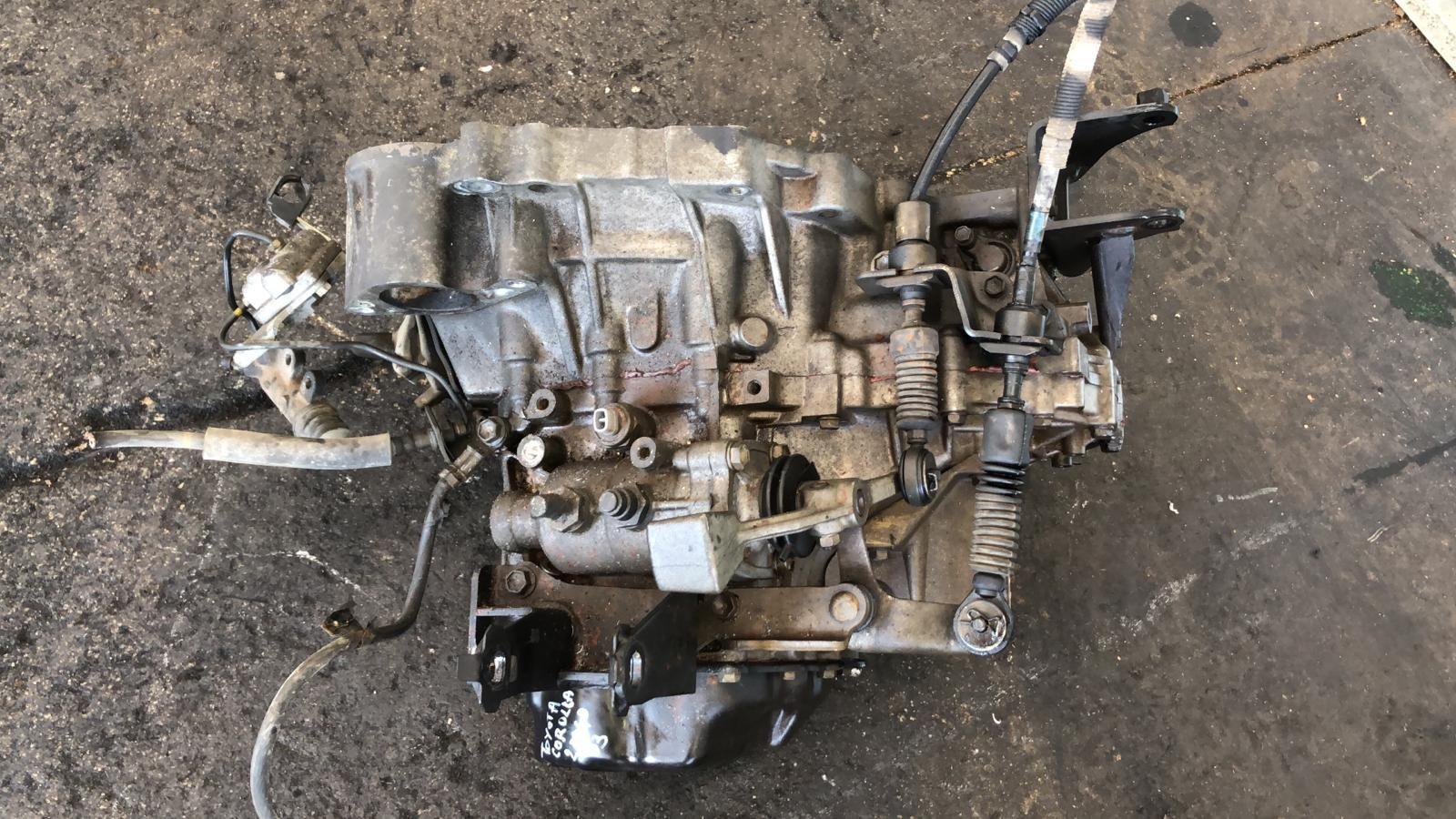 CAMBIO MANUALE COMPLETO TOYOTA Corolla Berlina 3° Serie 3-5P 2000 Diesel 1cdftv 107000 Km 85 Kw (2003) RICAMBI USATI