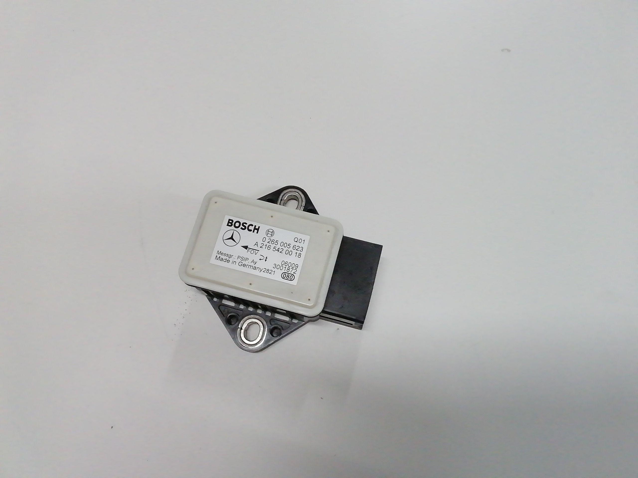A2165420018 SENSORE IMBARDATA MERCEDES Classe B W245 1° Serie 1500 Benzina 266920 (2006) RICAMBI USATI